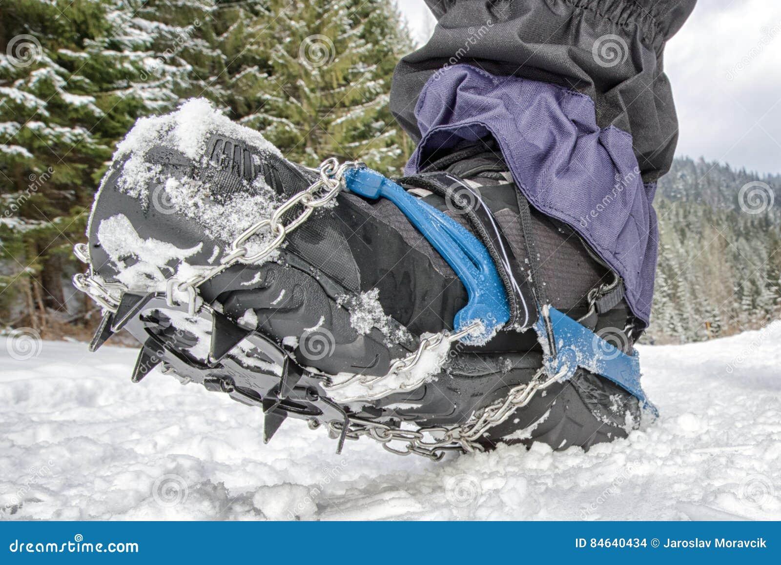 89800785f51 Σκυλιά έλκηθρου στην μπότα πεζοπορίας Στοκ Εικόνες - εικόνα από έξω ...