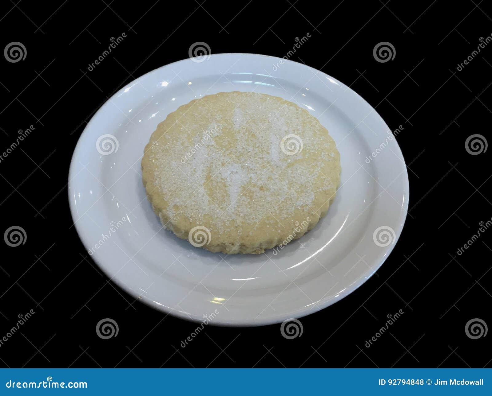Σκωτσέζικο στρογγυλό μπισκότο κουλουρακιών
