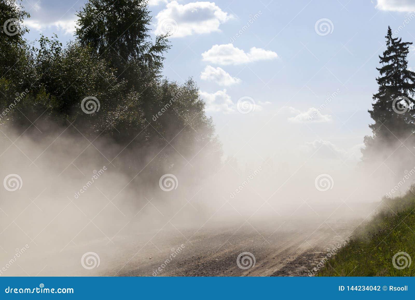Δρόμος σκόνης