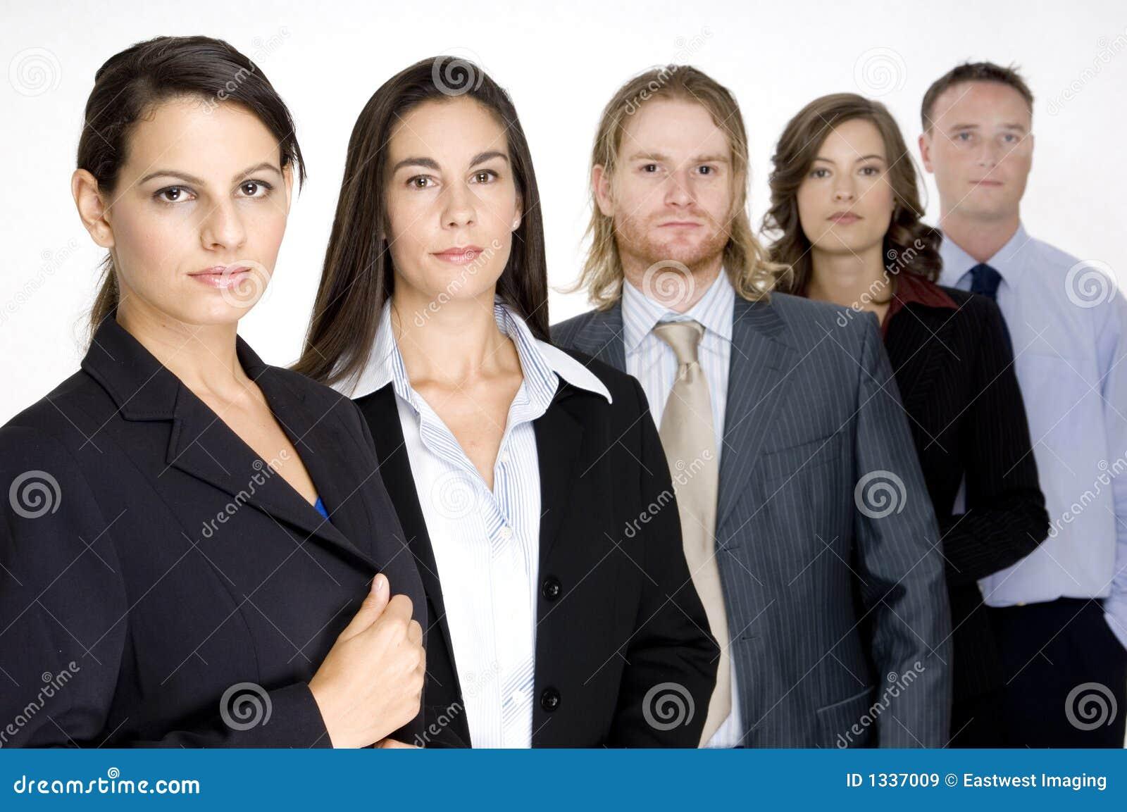 Σοβαρή επιχειρησιακή ομάδα