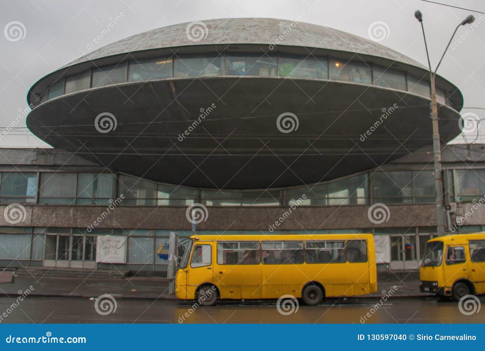 Σοβιετική αρχιτεκτονική στο Κίεβο, Ουκρανία