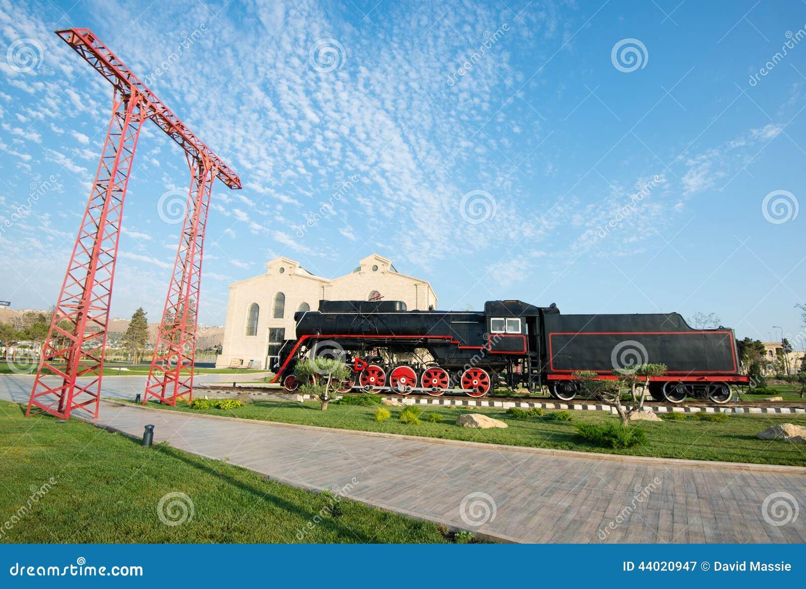 Σοβιετική ατμομηχανή