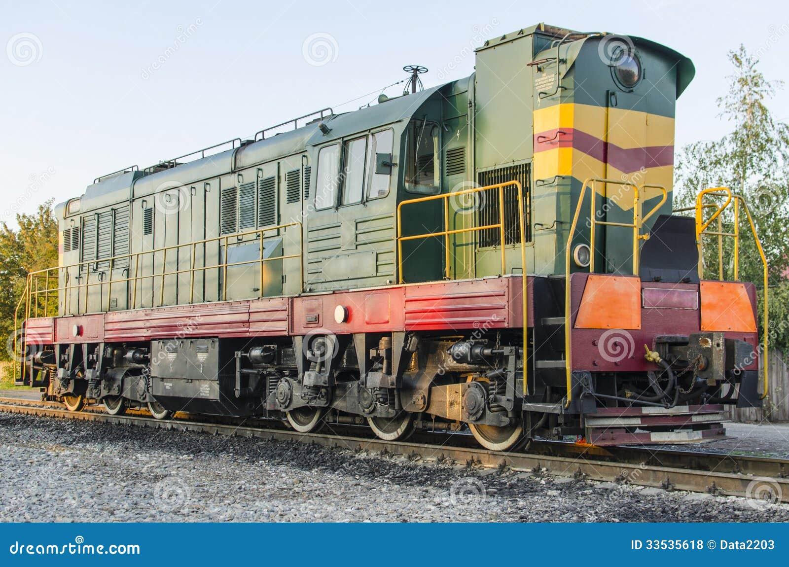 Σοβιετική ατμομηχανή diesel