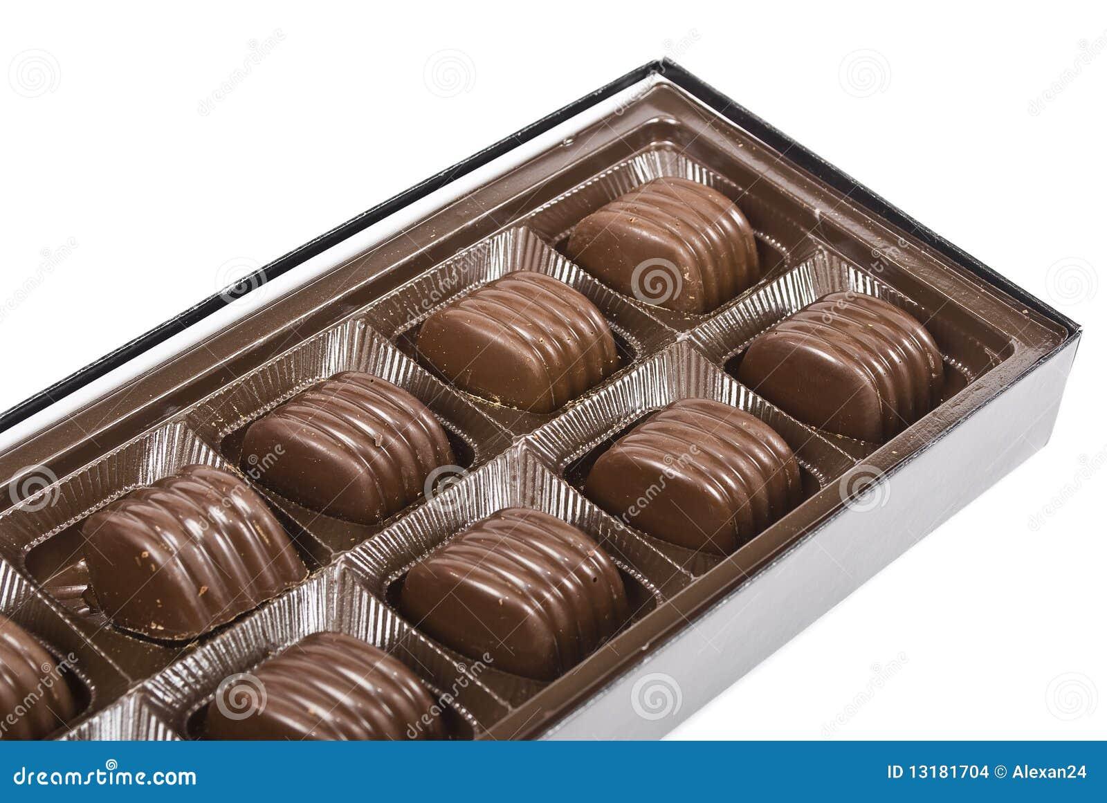 σοκολάτα καραμελών κιβ&ome
