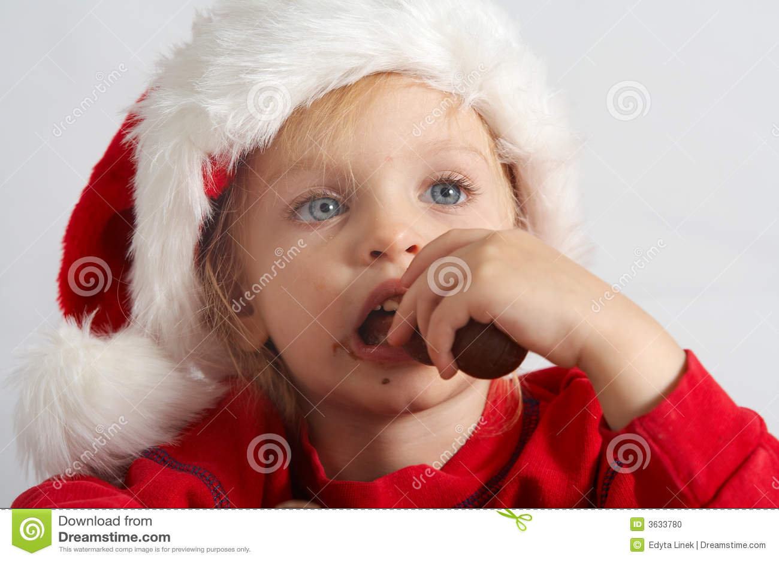 σοκολάτα λίγο santa