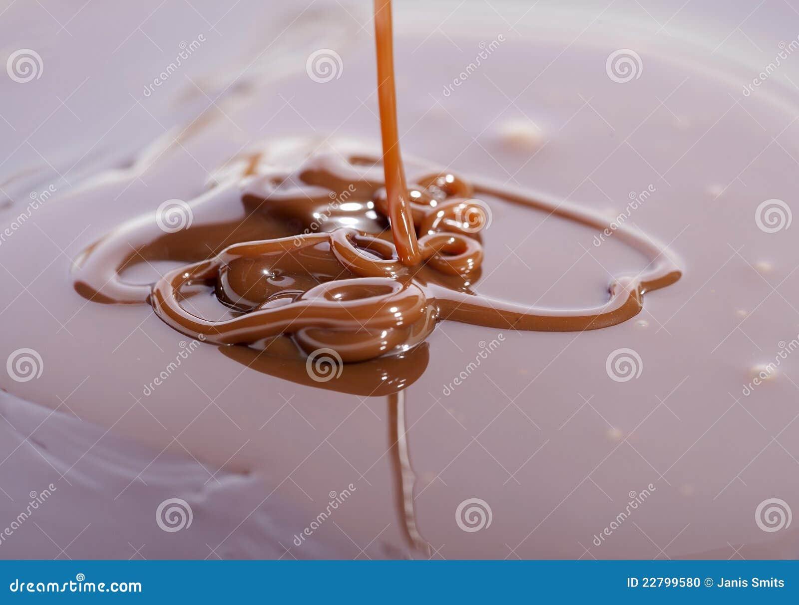 σοκολάτα που λειώνουν