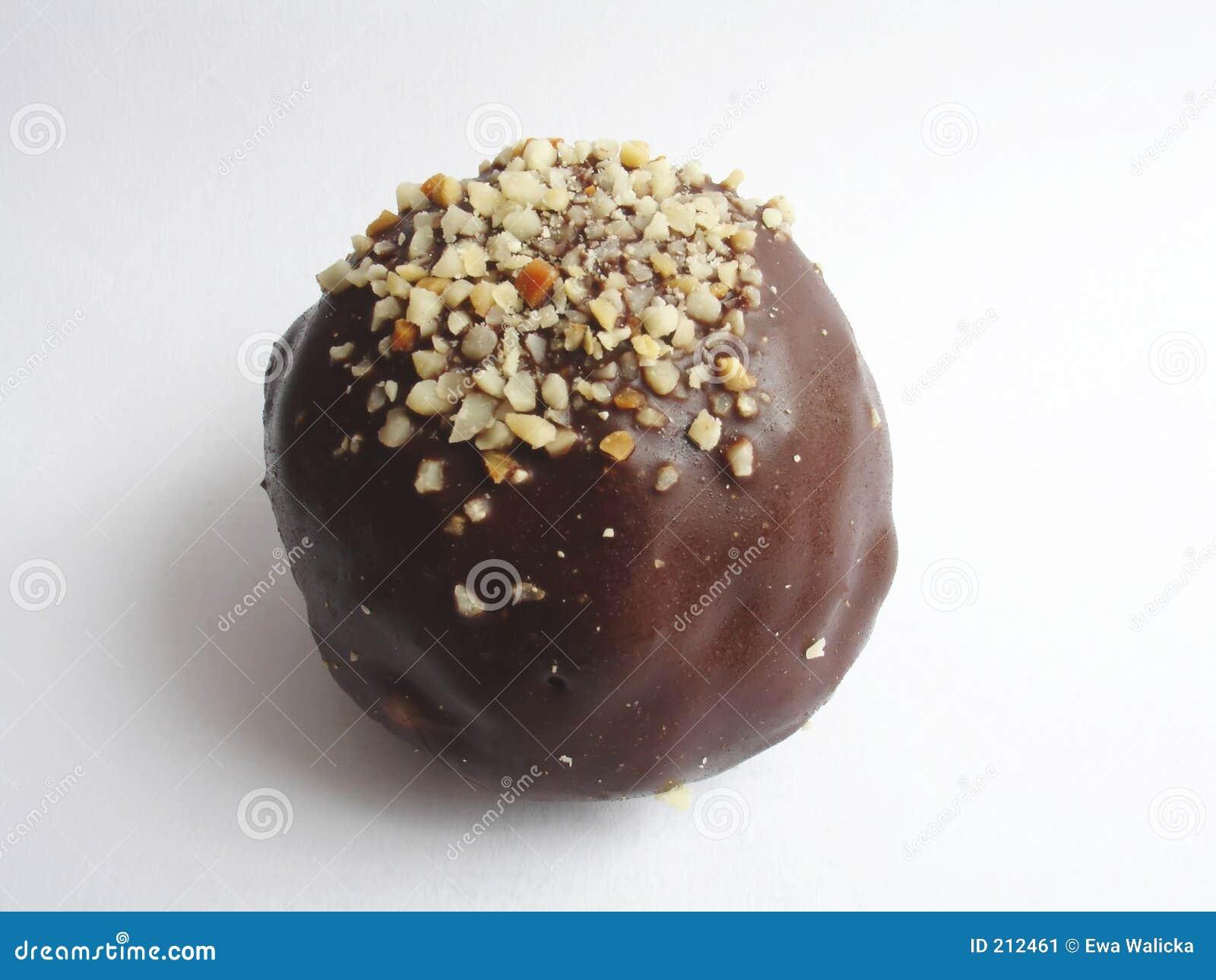 σοκολάτα σφαιρών
