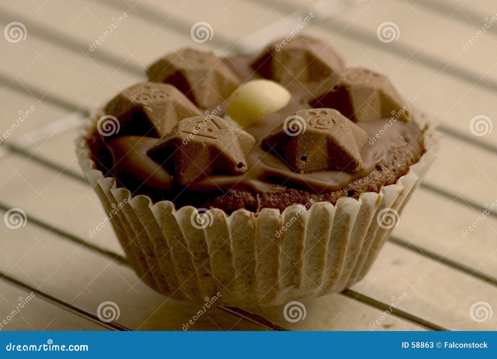 σοκολάτα cupcake