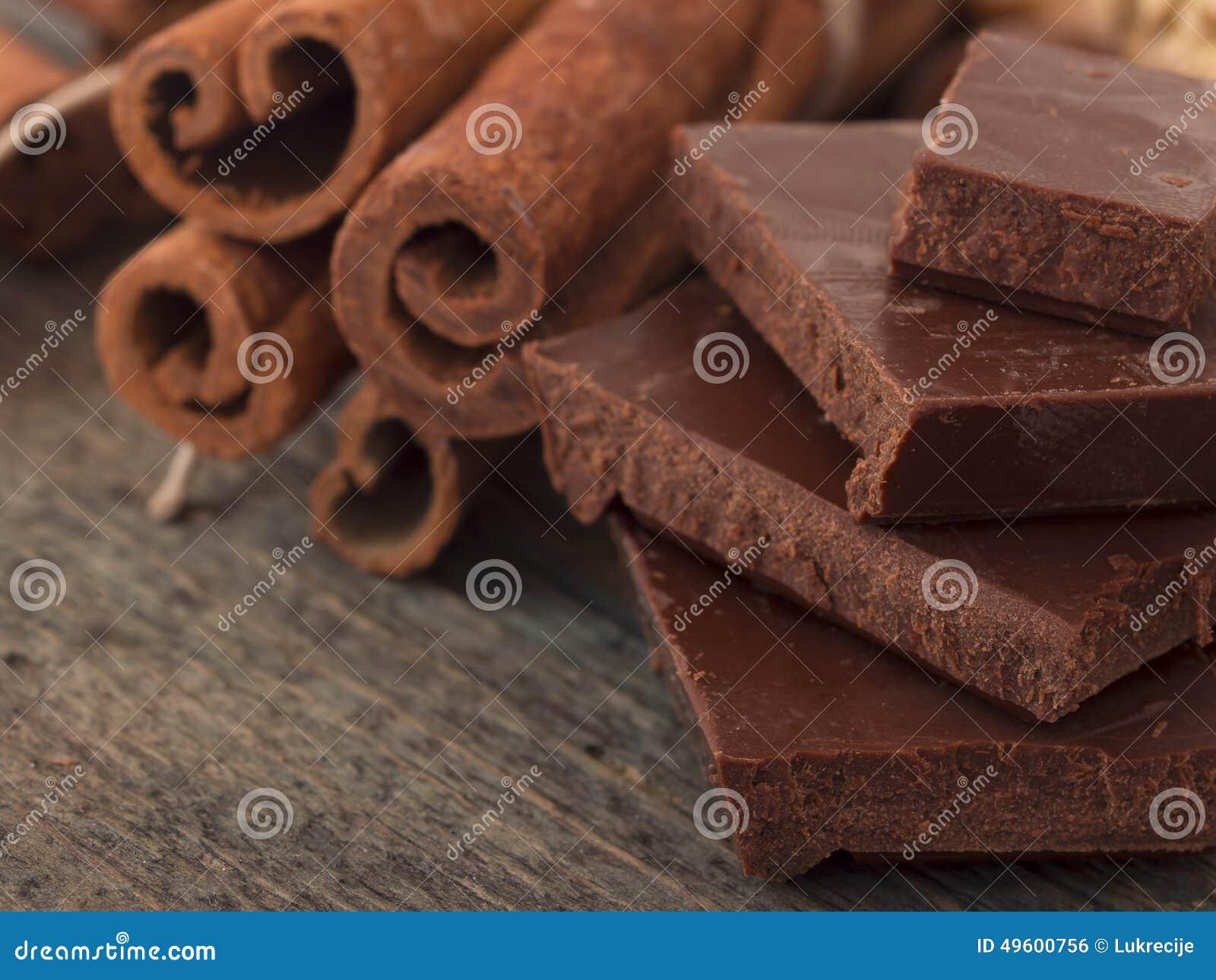 Σοκολάτα με την κανέλα