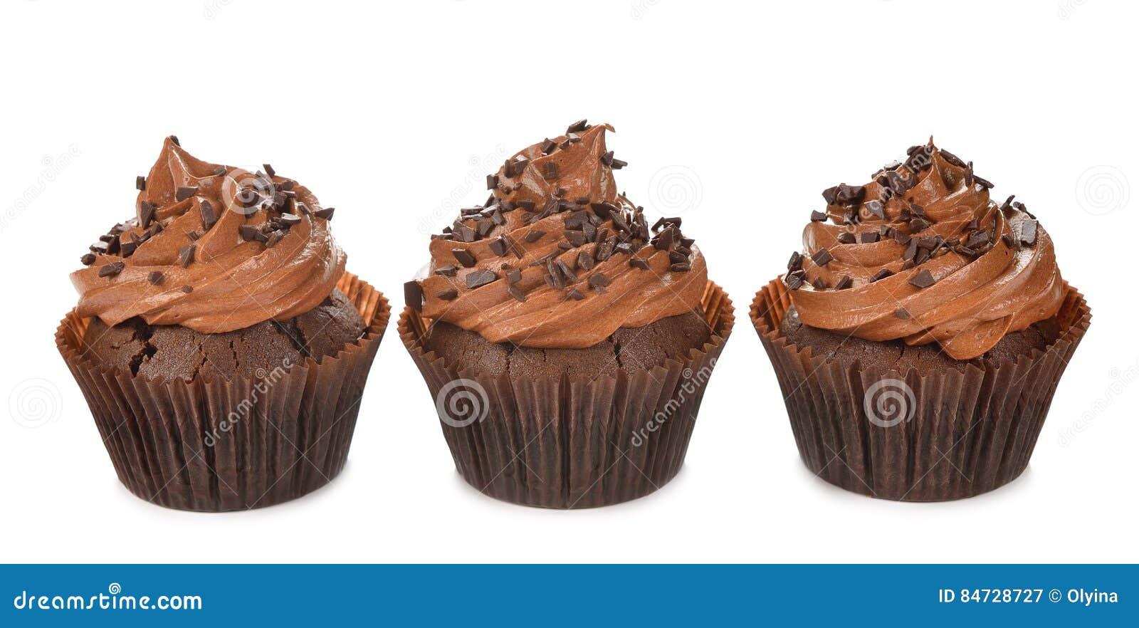 Σοκολάτα cupcakes