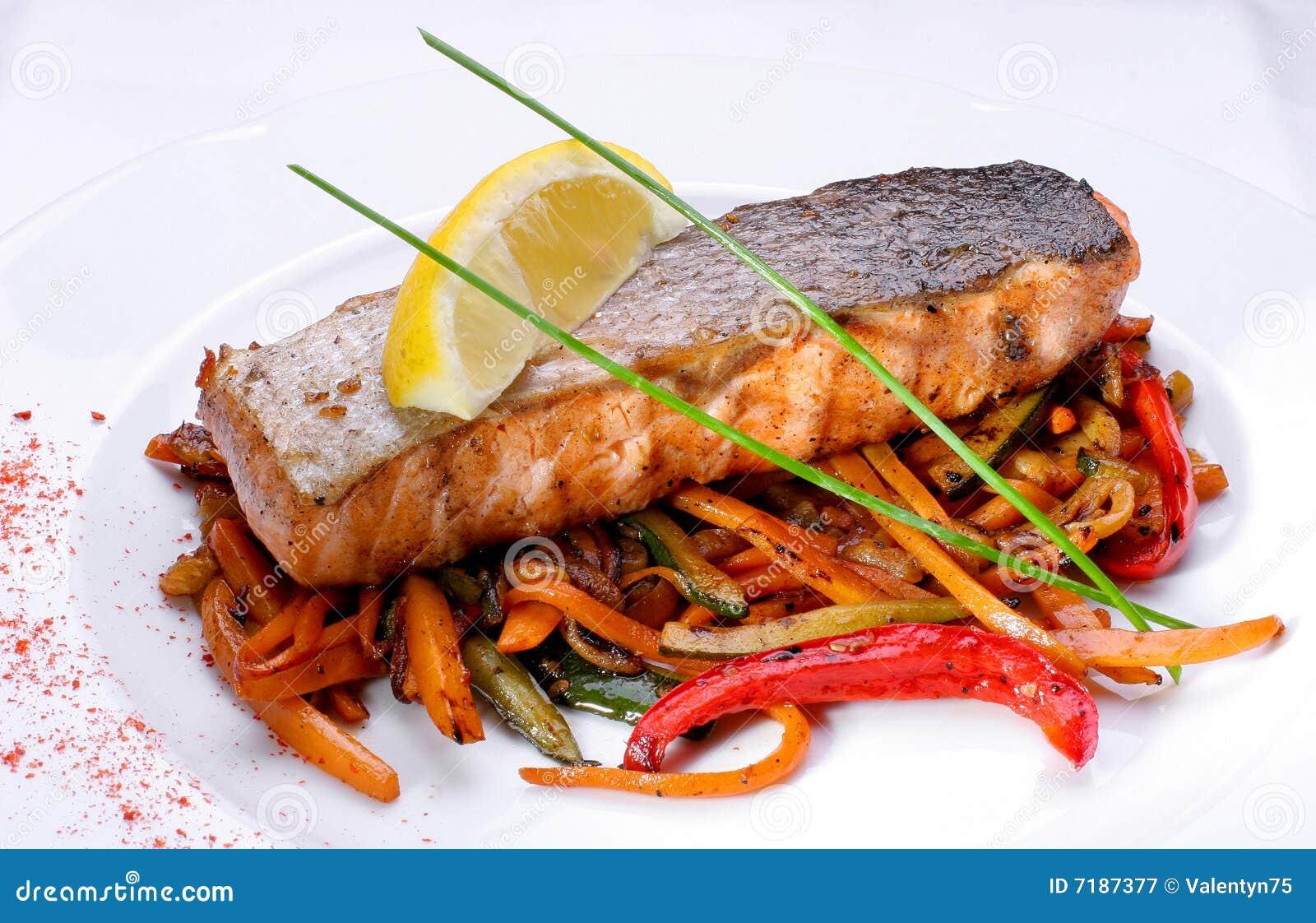 σολομός ψαριών