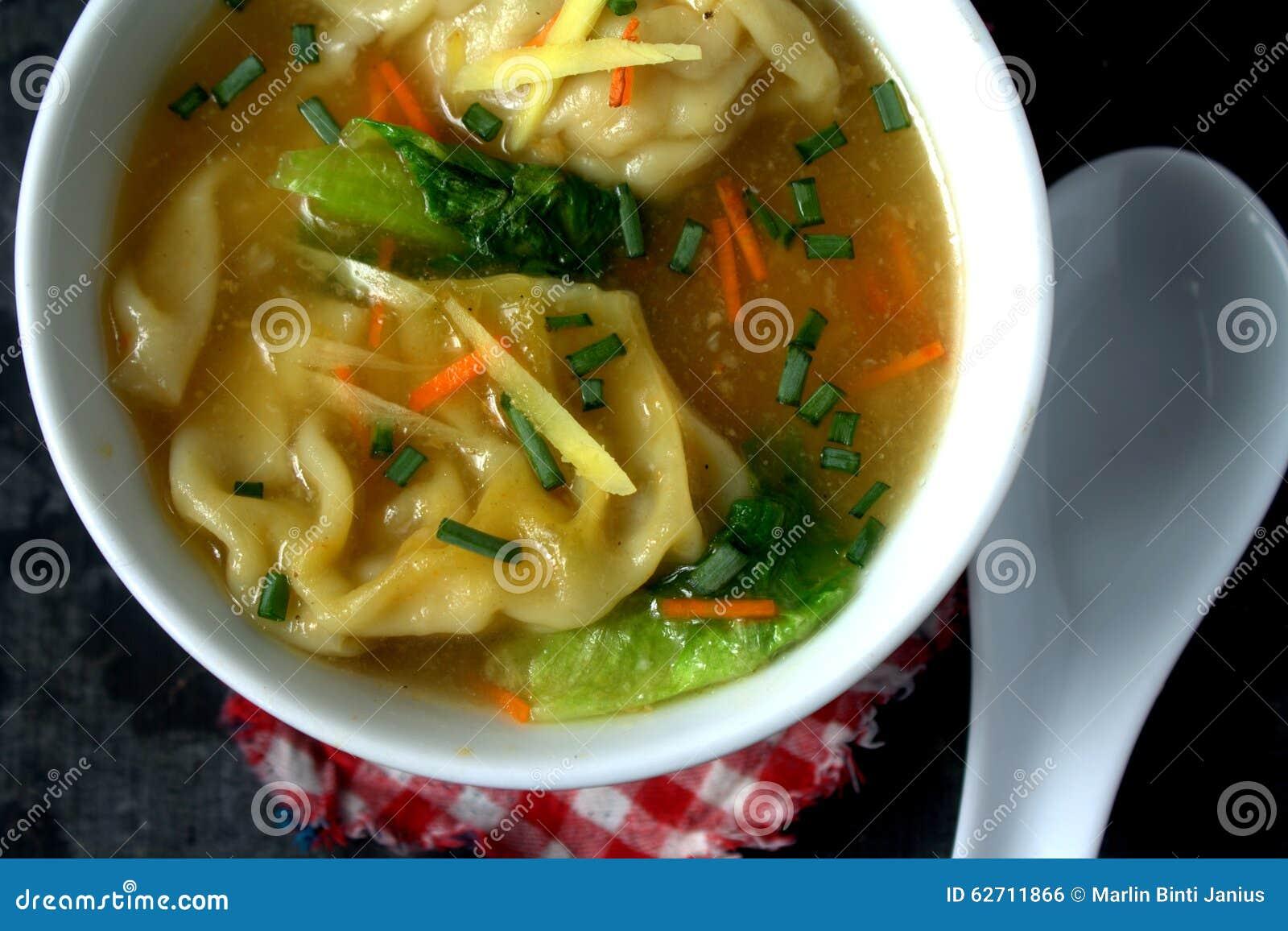 Σούπα μπουλεττών