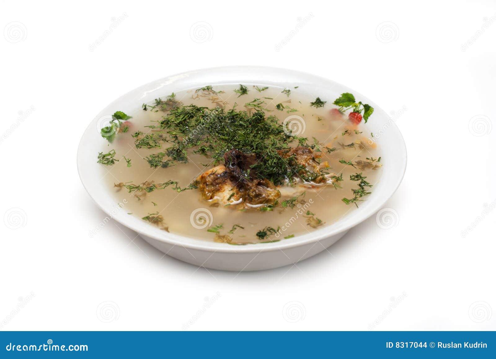 σούπα πιάτων
