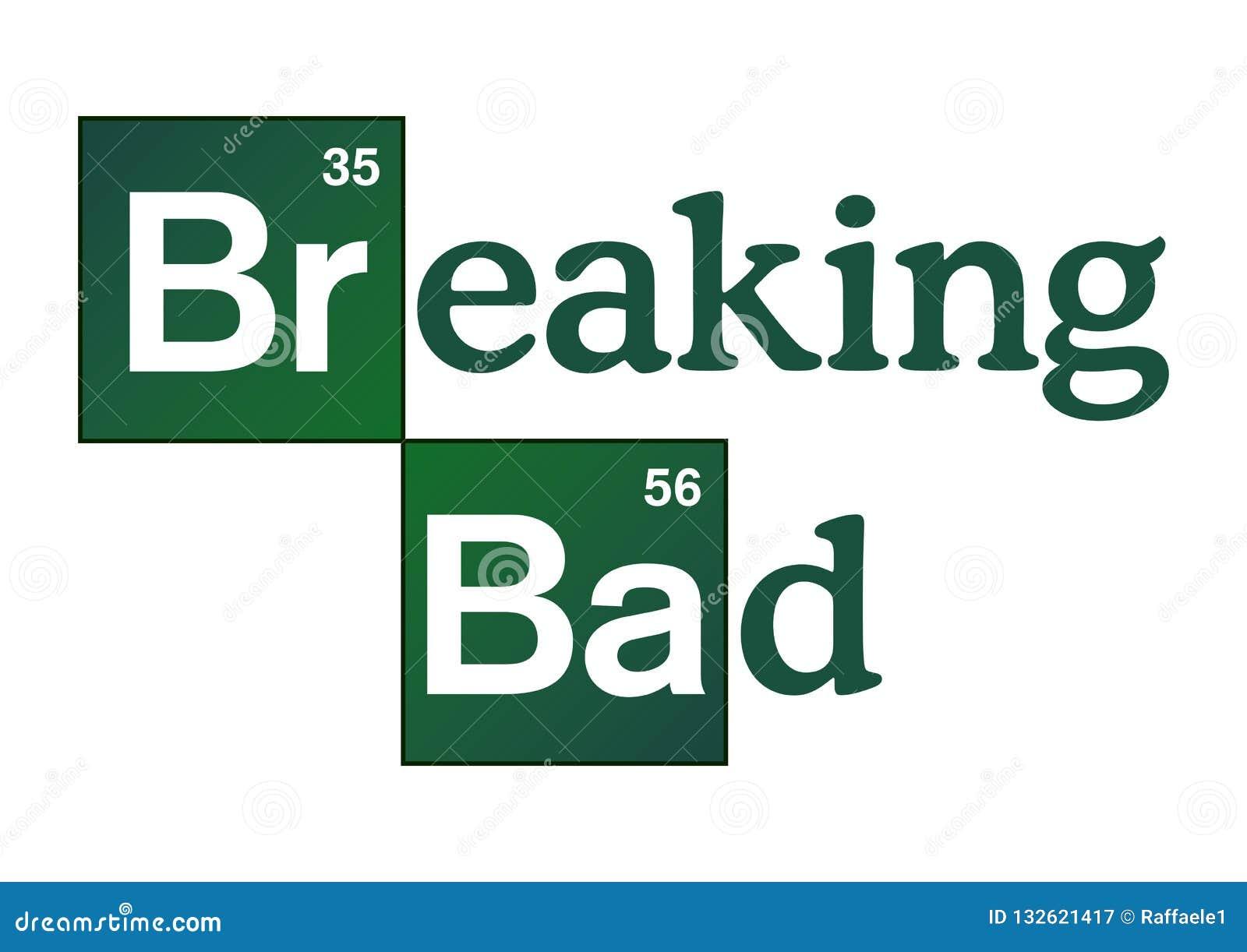 Σπάζοντας κακό λογότυπο