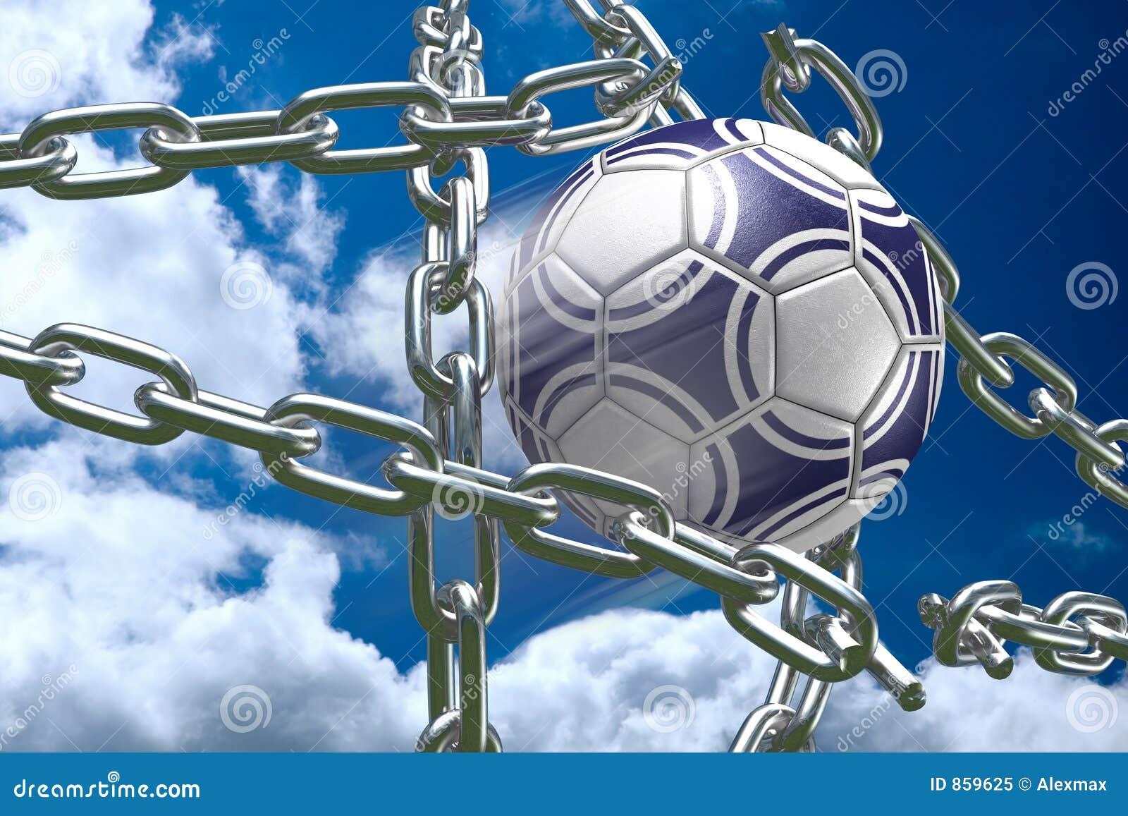 σπάζοντας ποδόσφαιρο αλ&u