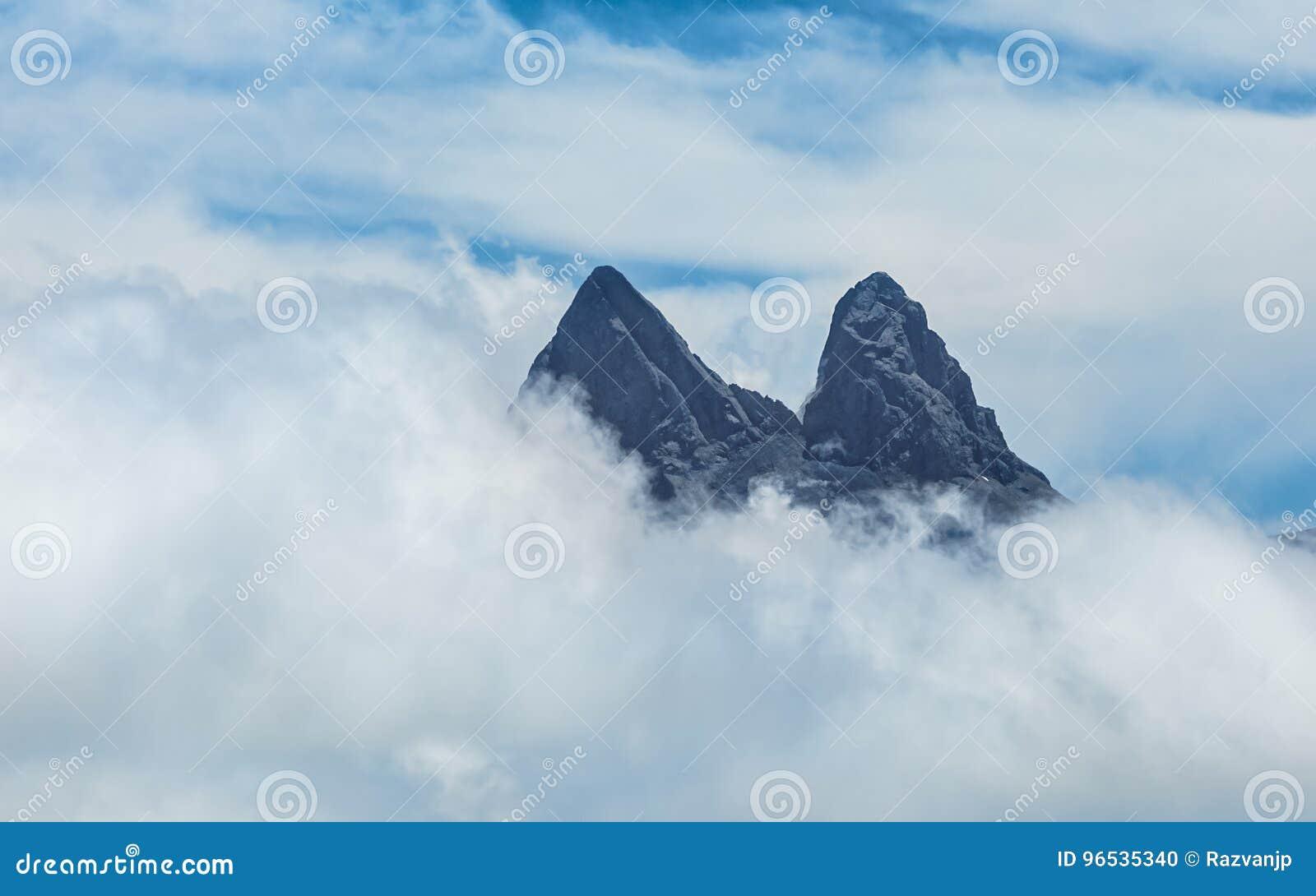 Σπάσιμο των σύννεφων