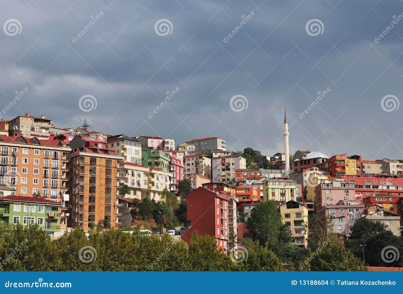 σπίτια Κωνσταντινούπολη
