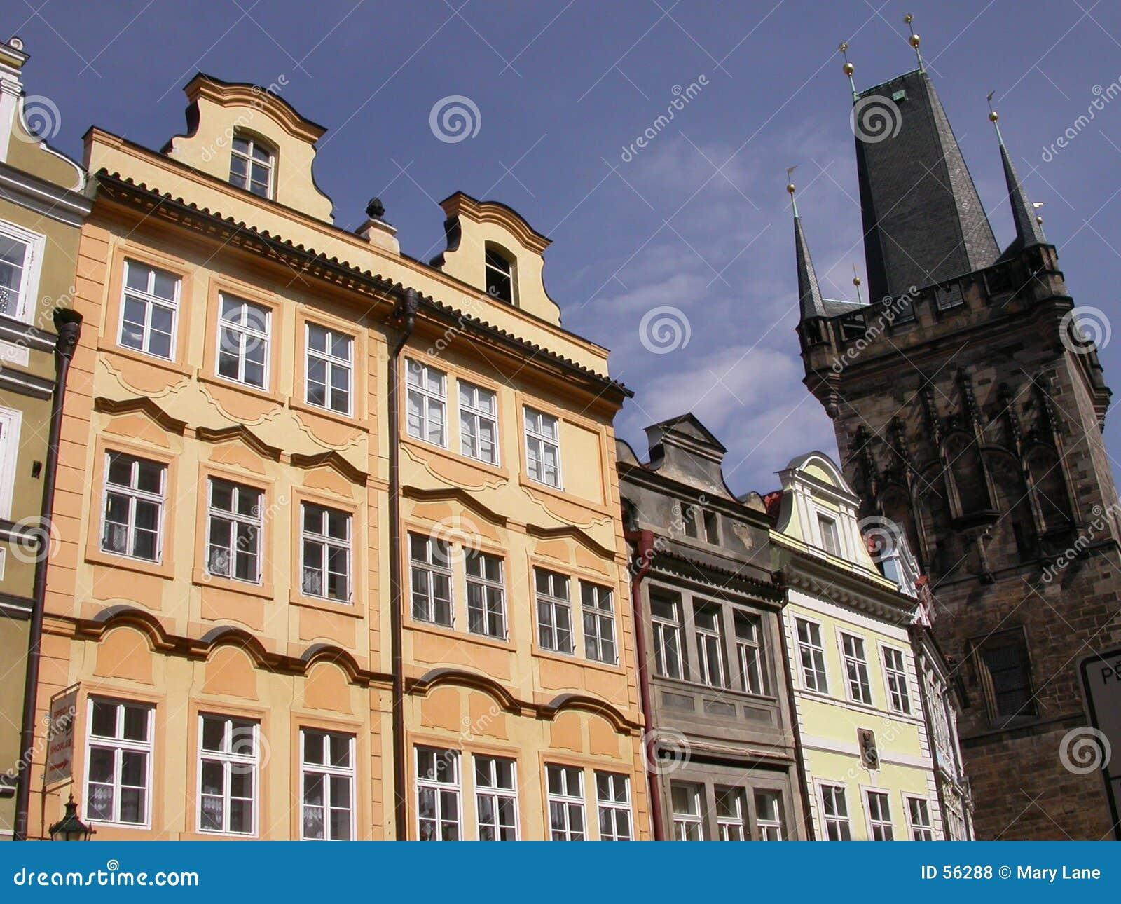 σπίτια Πράγα