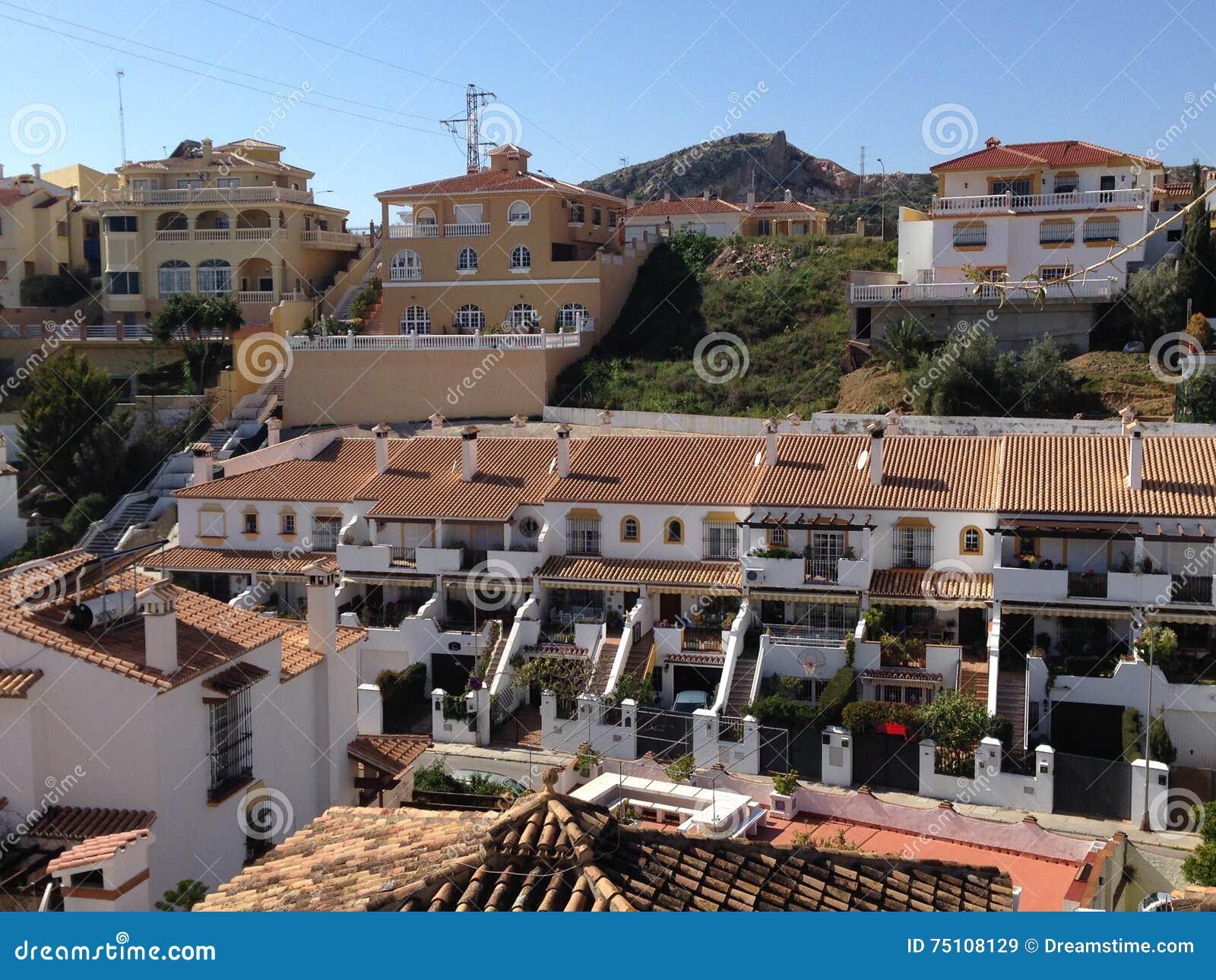 Σπίτια στην Ισπανία