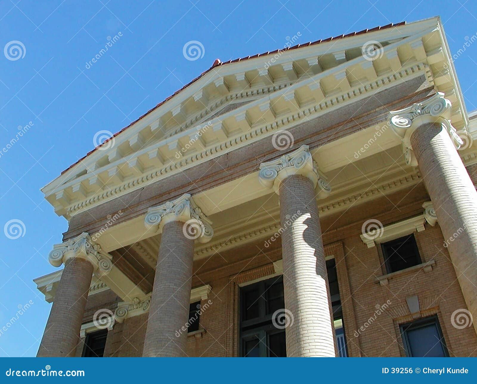 σπίτι δικαστηρίων