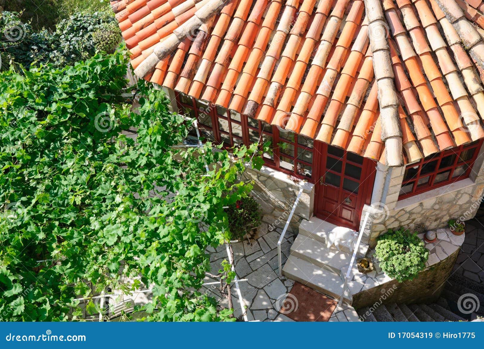 σπίτι κήπων