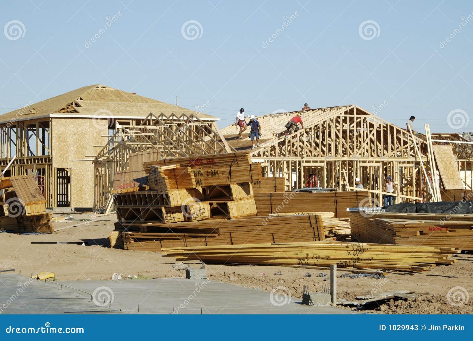 σπίτι κατασκευής νέο