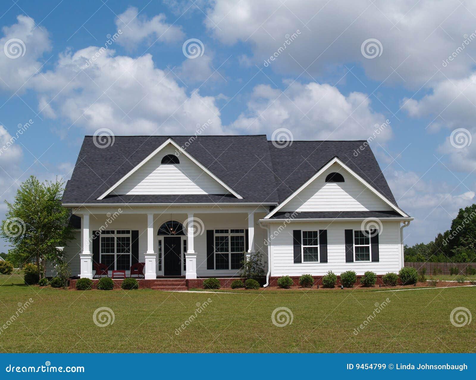 σπίτι κατοικημένο