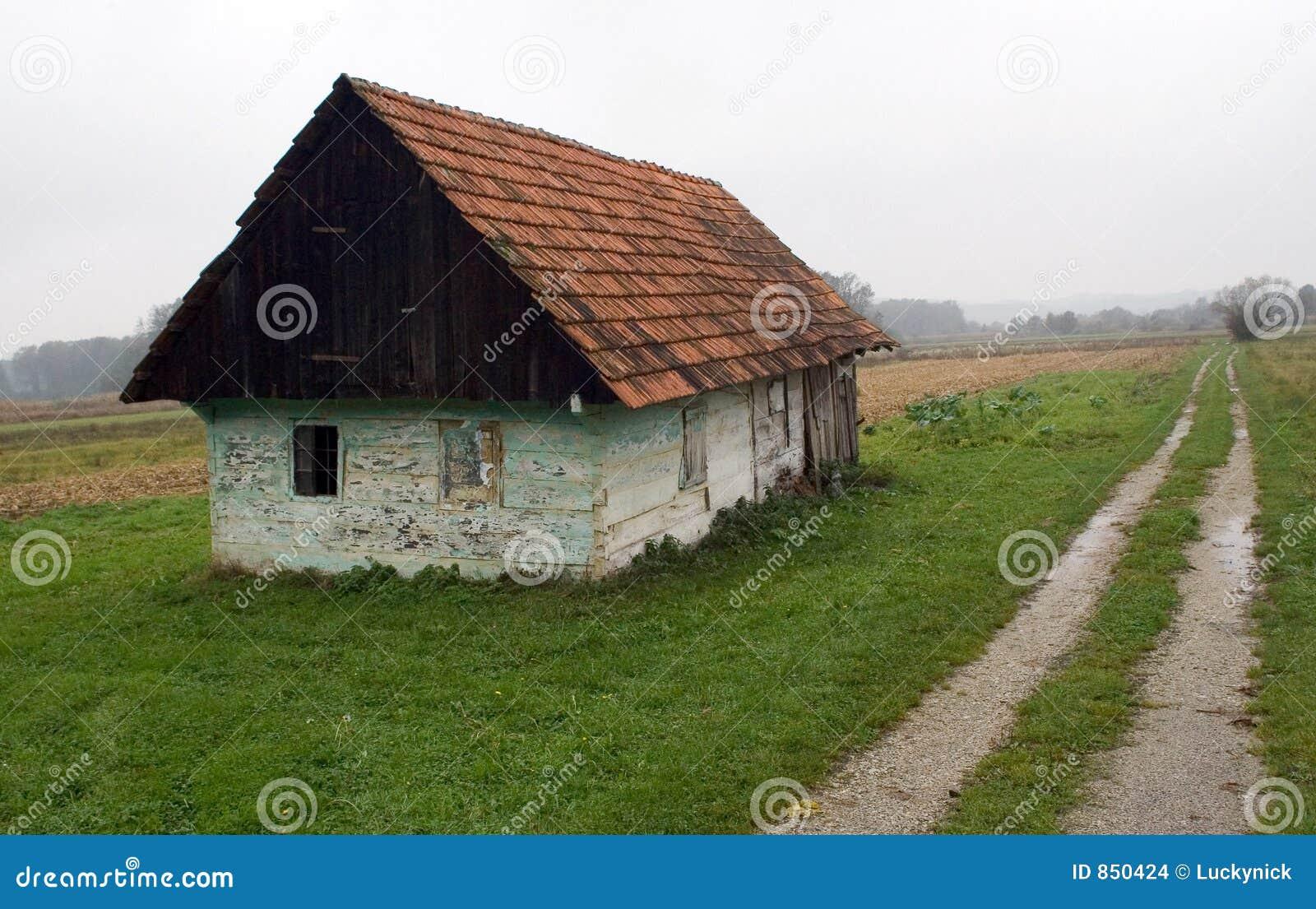 σπίτι παλαιό
