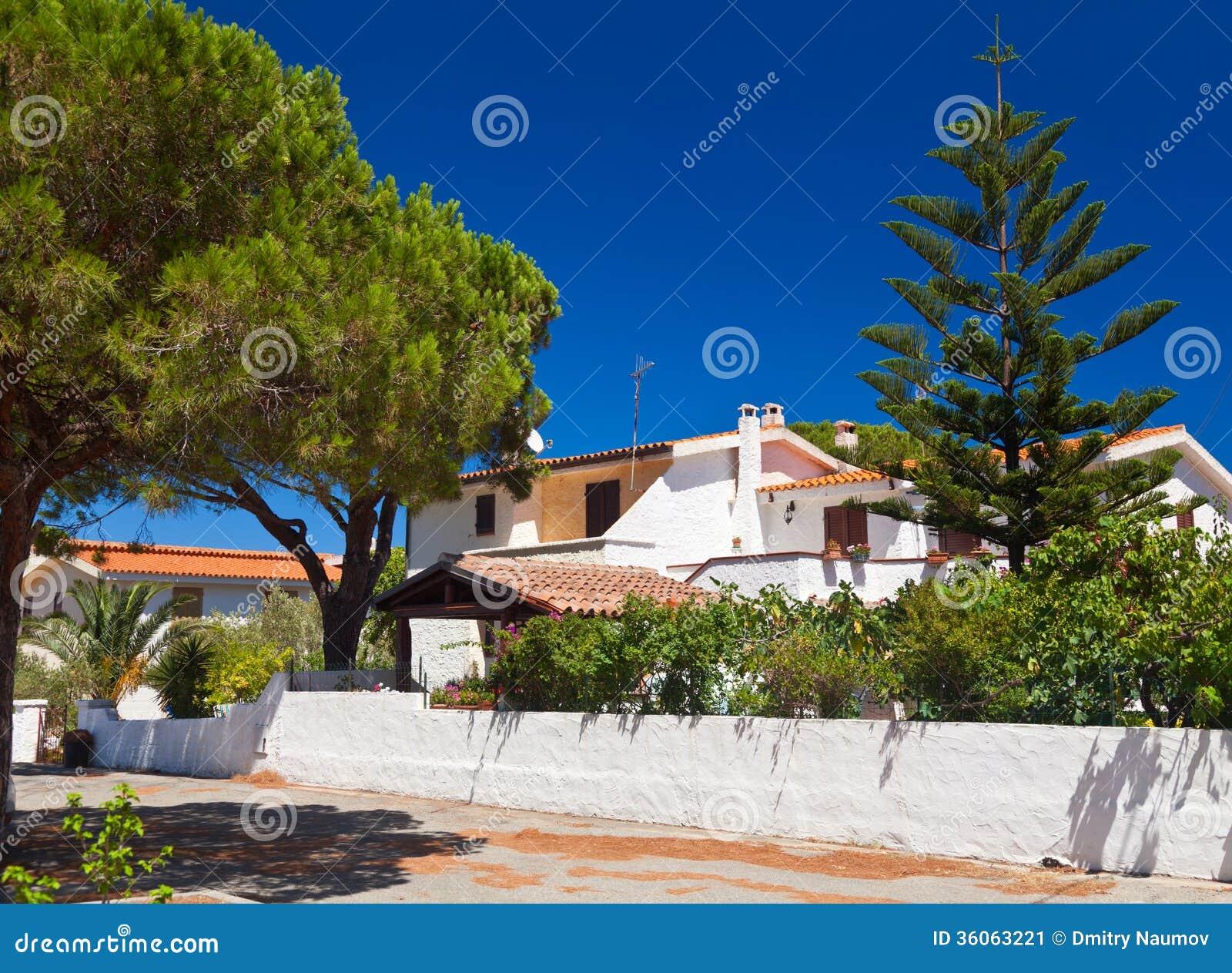 Σπίτι στη Σαρδηνία