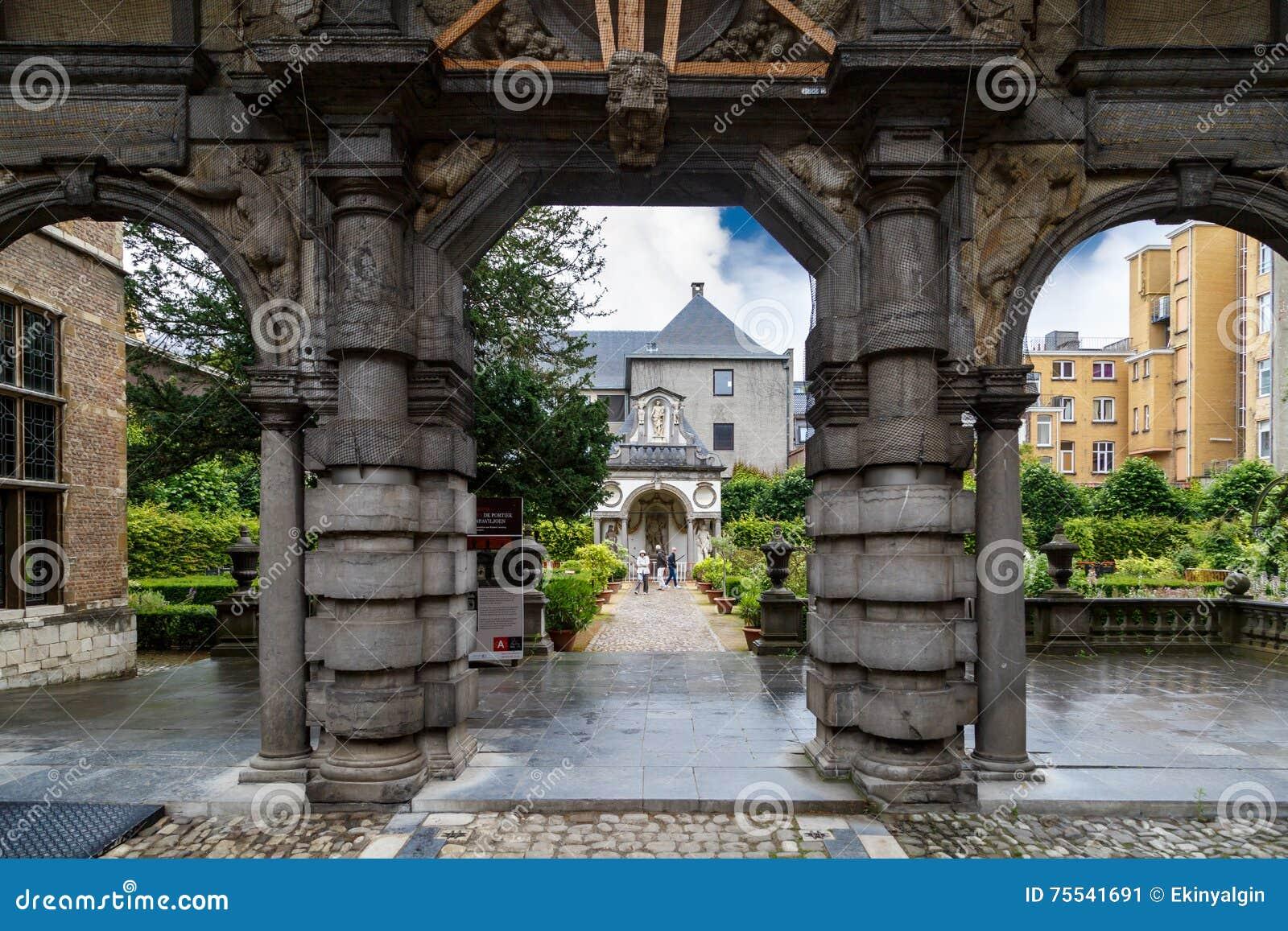 Σπίτι του Peter Rubens στην Αμβέρσα
