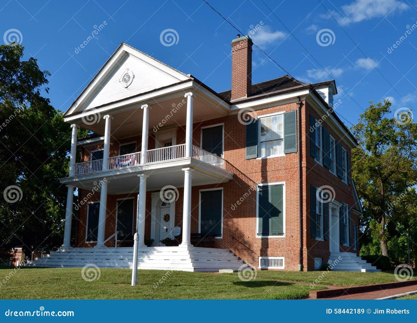 Σπίτι του William Henry Harrison