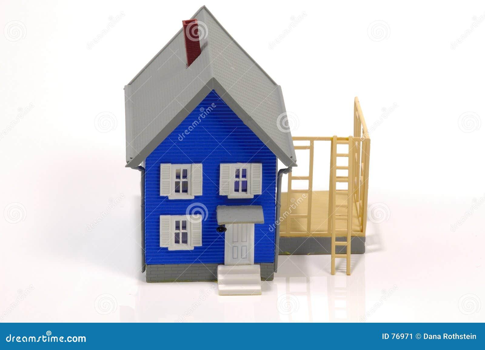 σπίτι 2 προσθηκών