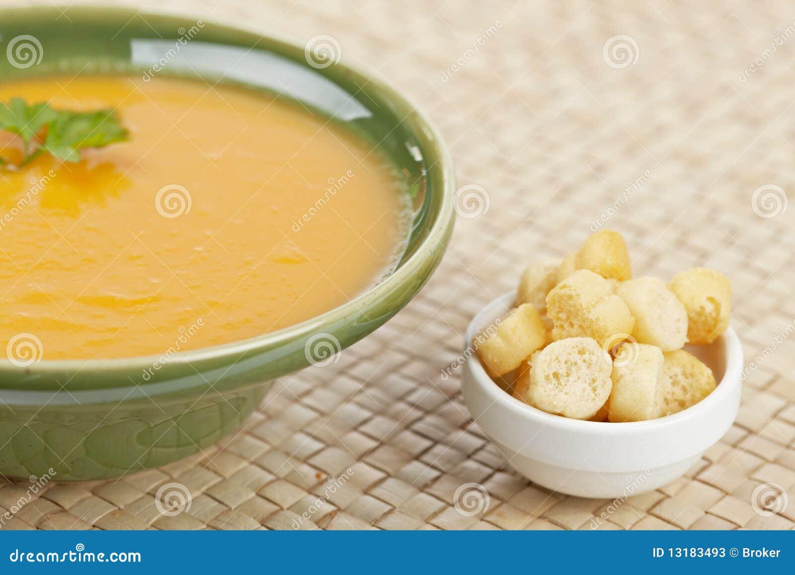σπανάκι σούπας κρέμας