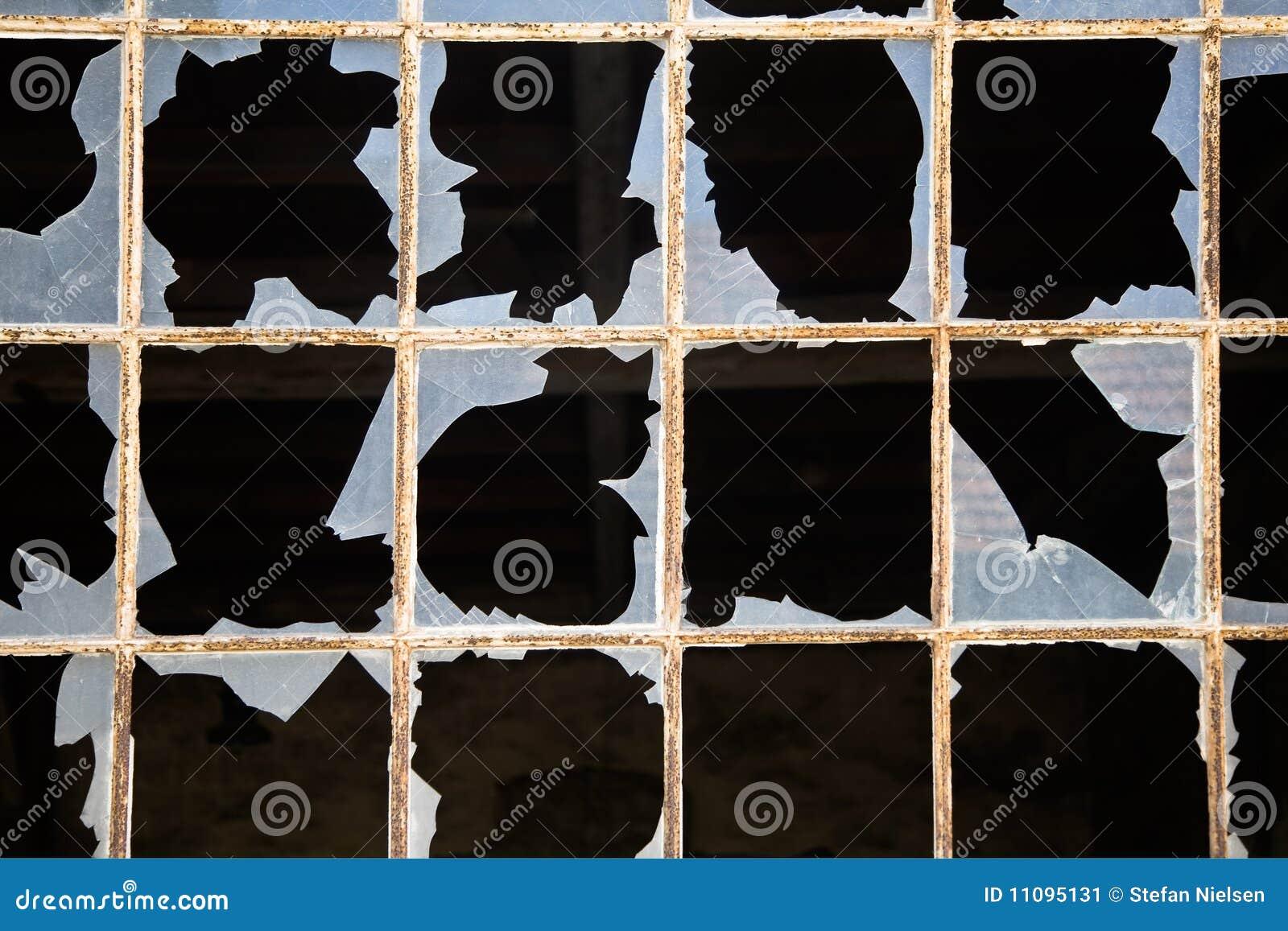 σπασμένα Windows