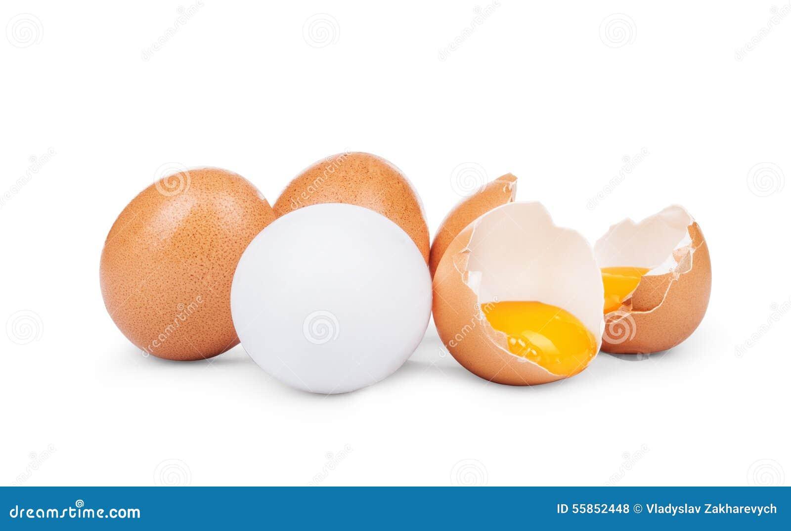 σπασμένο αυγό