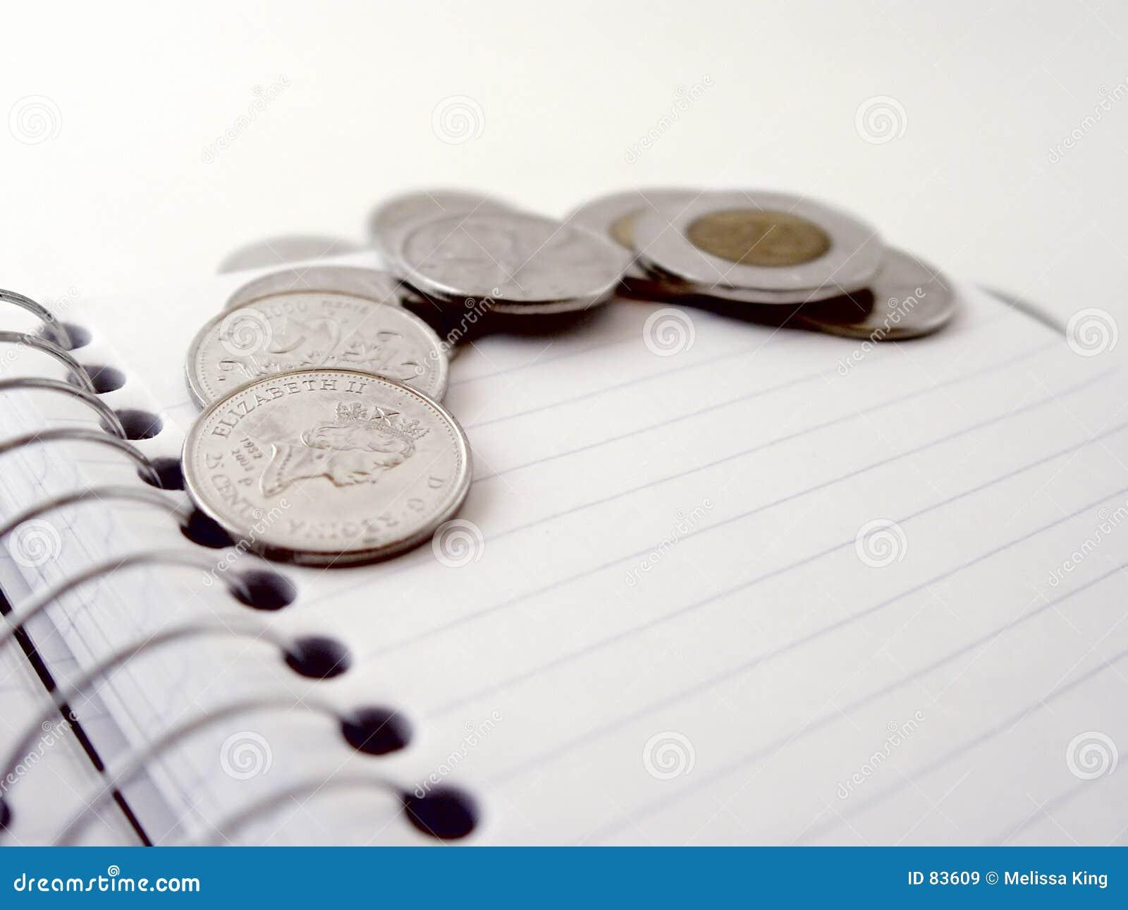 σπείρα σημειωματάριων νομισμάτων