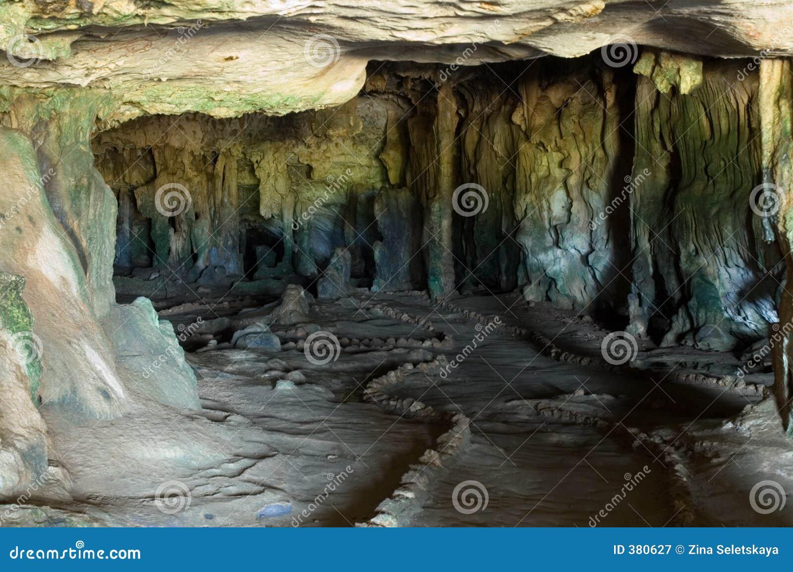 σπηλιές του Aruba