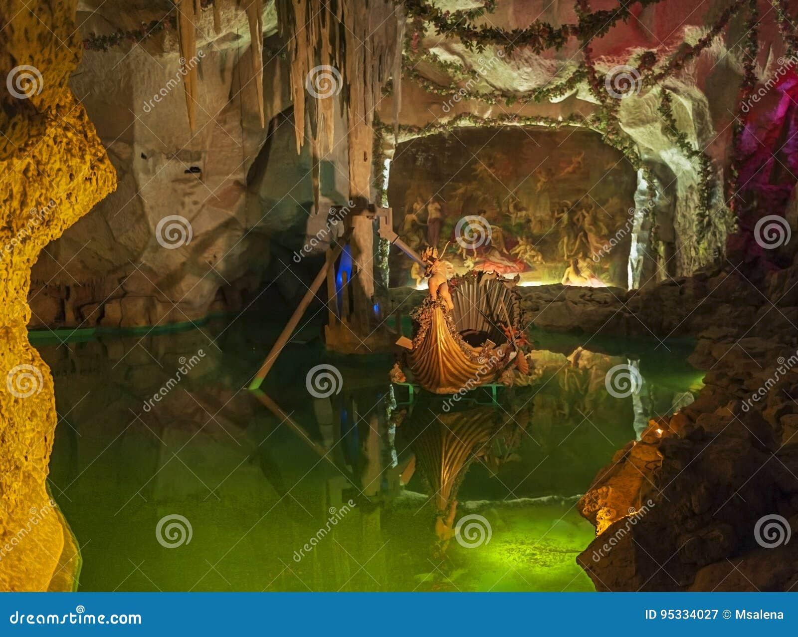 σπηλιά Κριμαία Ουκρανία