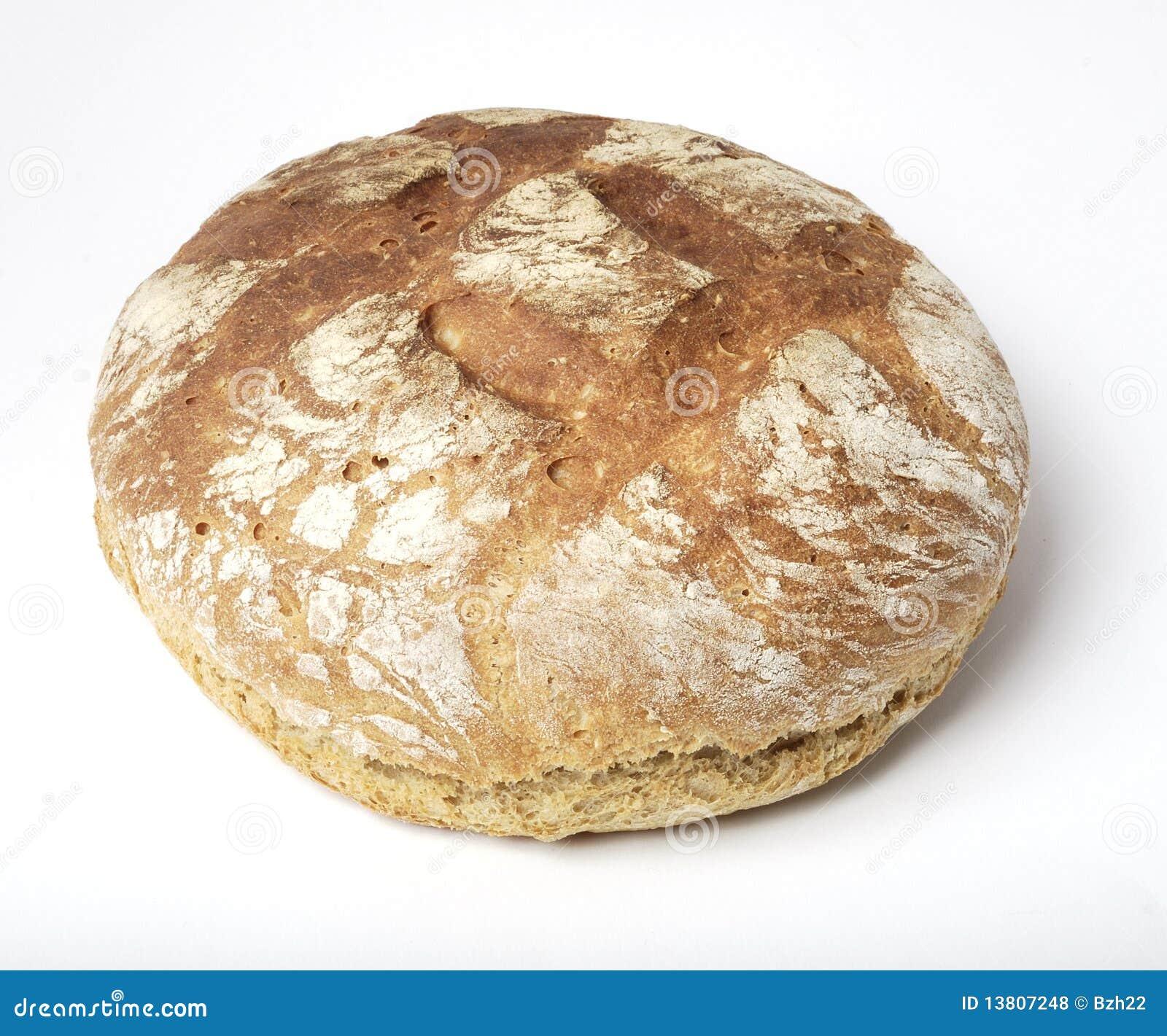 σπιτικός οργανικός wholegrain ψωμ&io