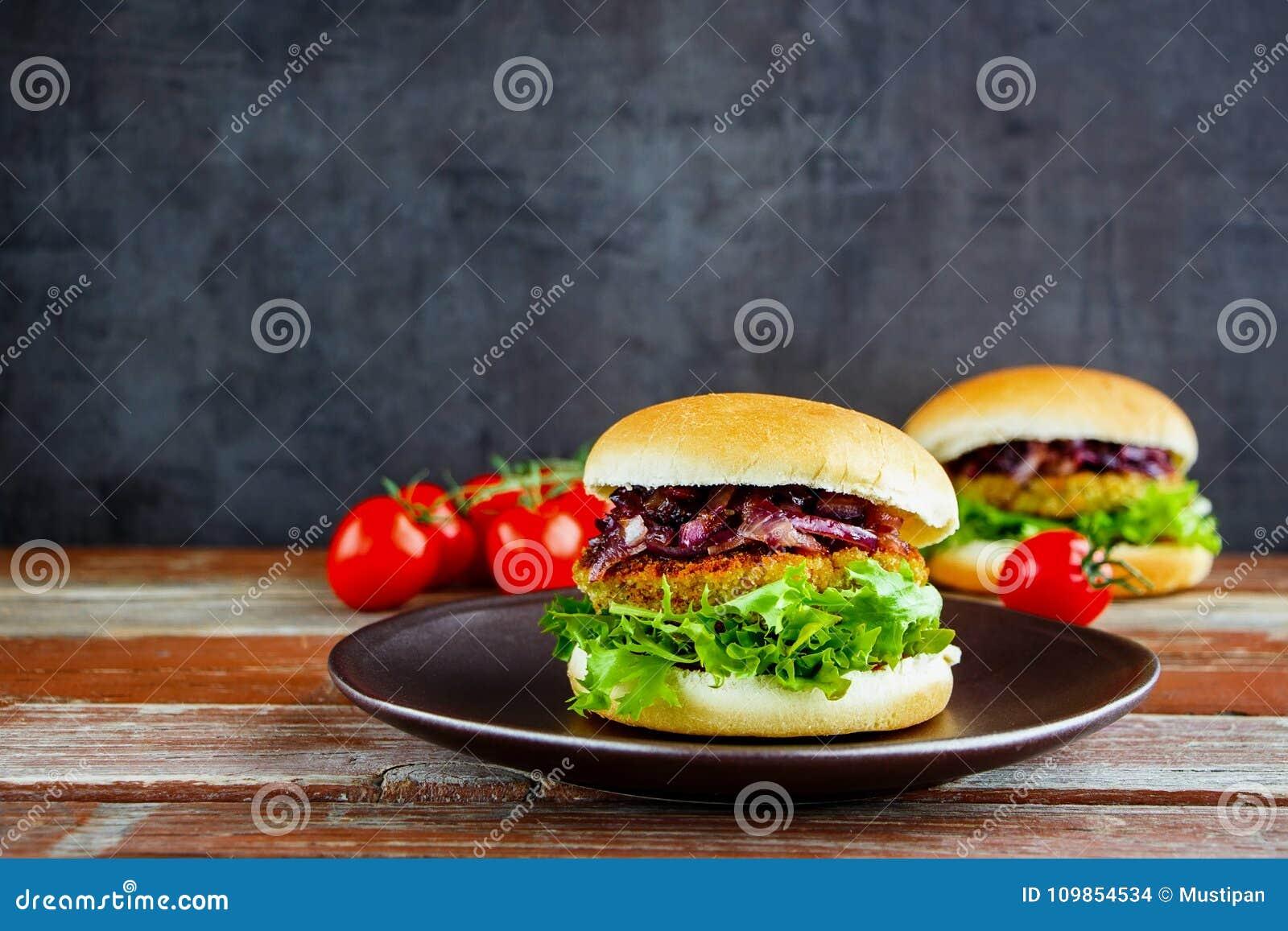 Σπιτικό burger κρέατος