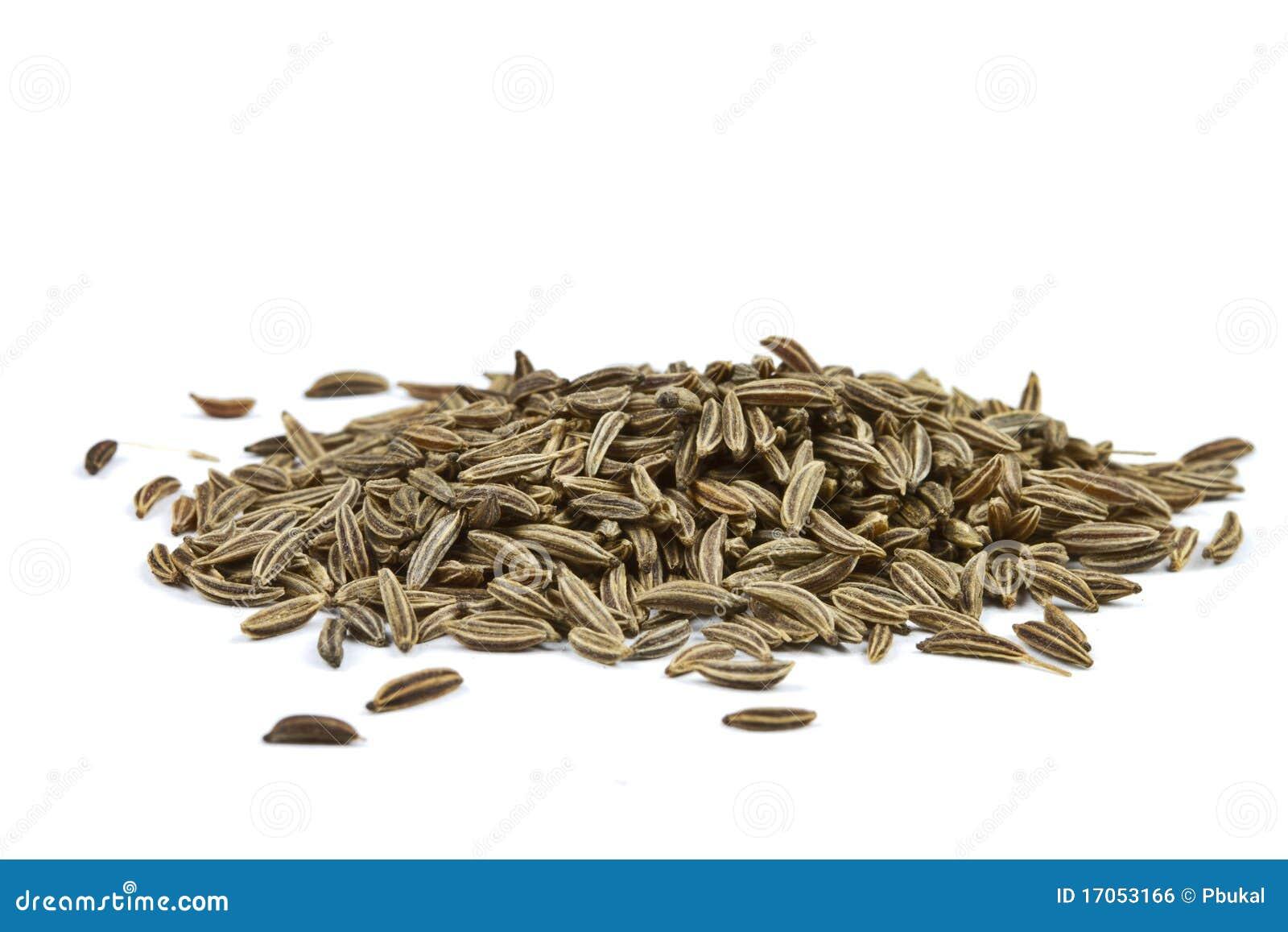 σπόροι κύμινου