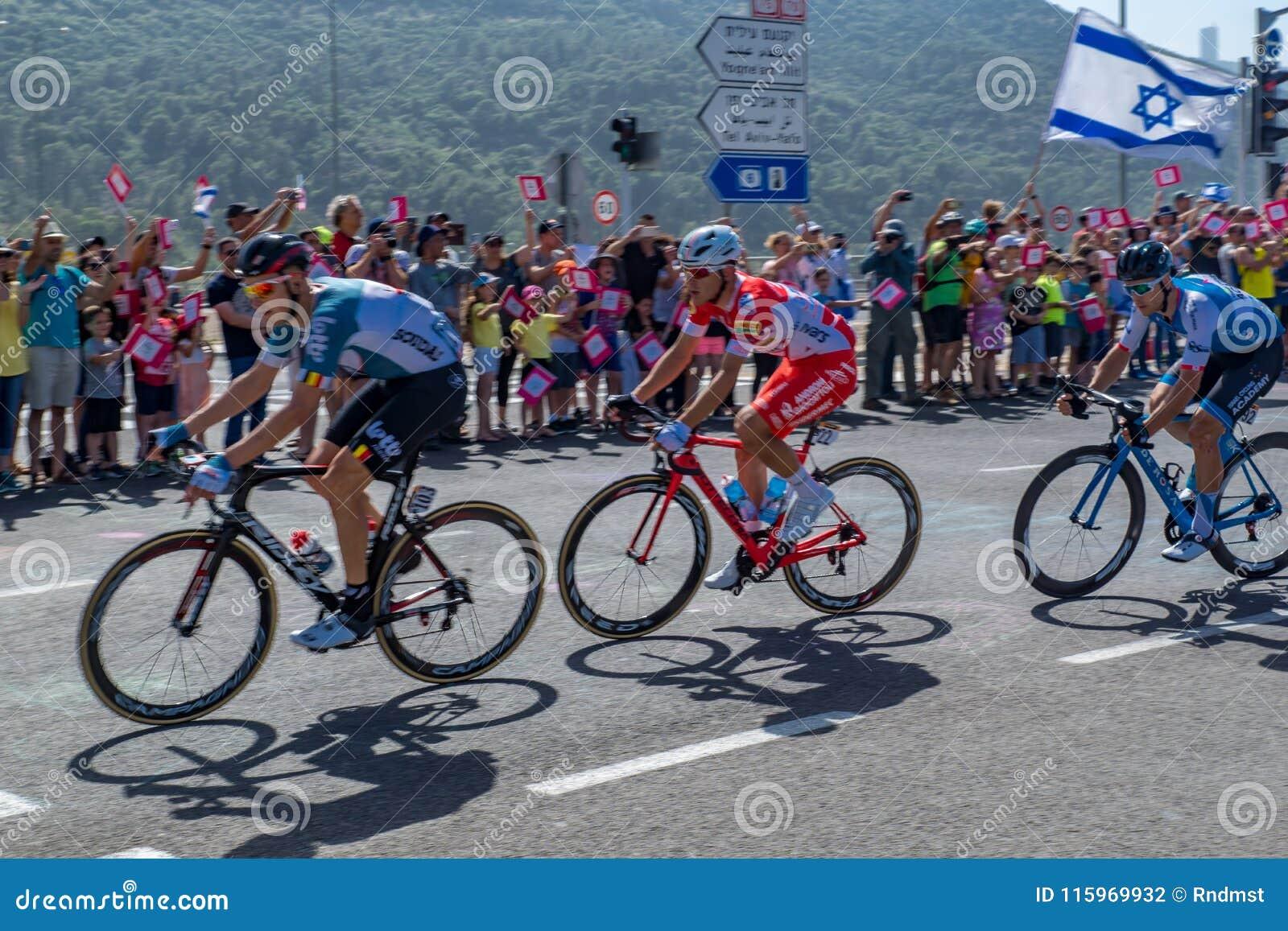 Στάδιο 2 Giro δ Ιταλία του 2018