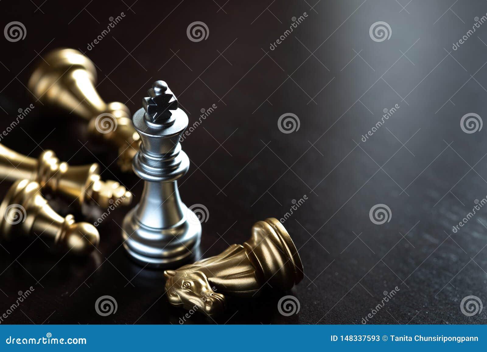 Στάση βασιλιάδων σκακιού πέρα από τους εχθρούς Ο νικητής στον επιχειρησιακό ανταγωνισμό Ανταγωνιστικότητα και στρατηγική