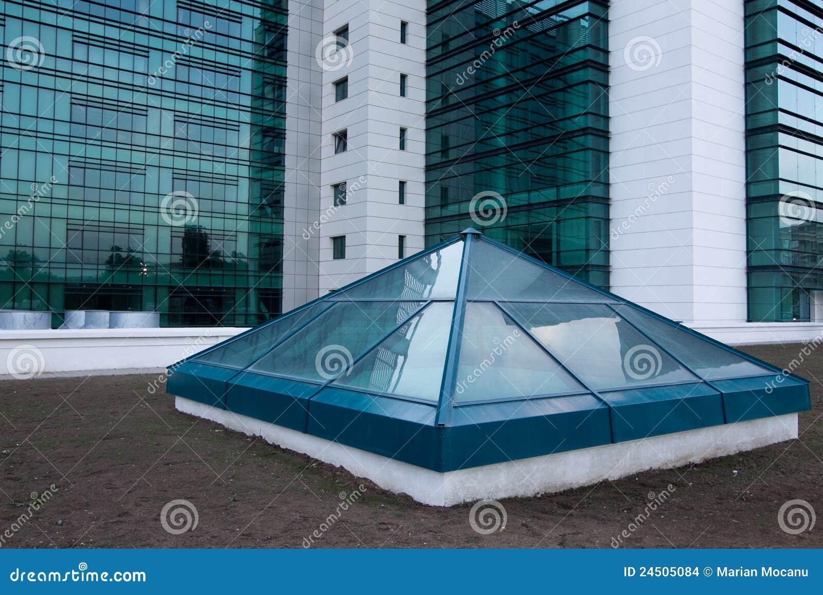 στέγη γυαλιού