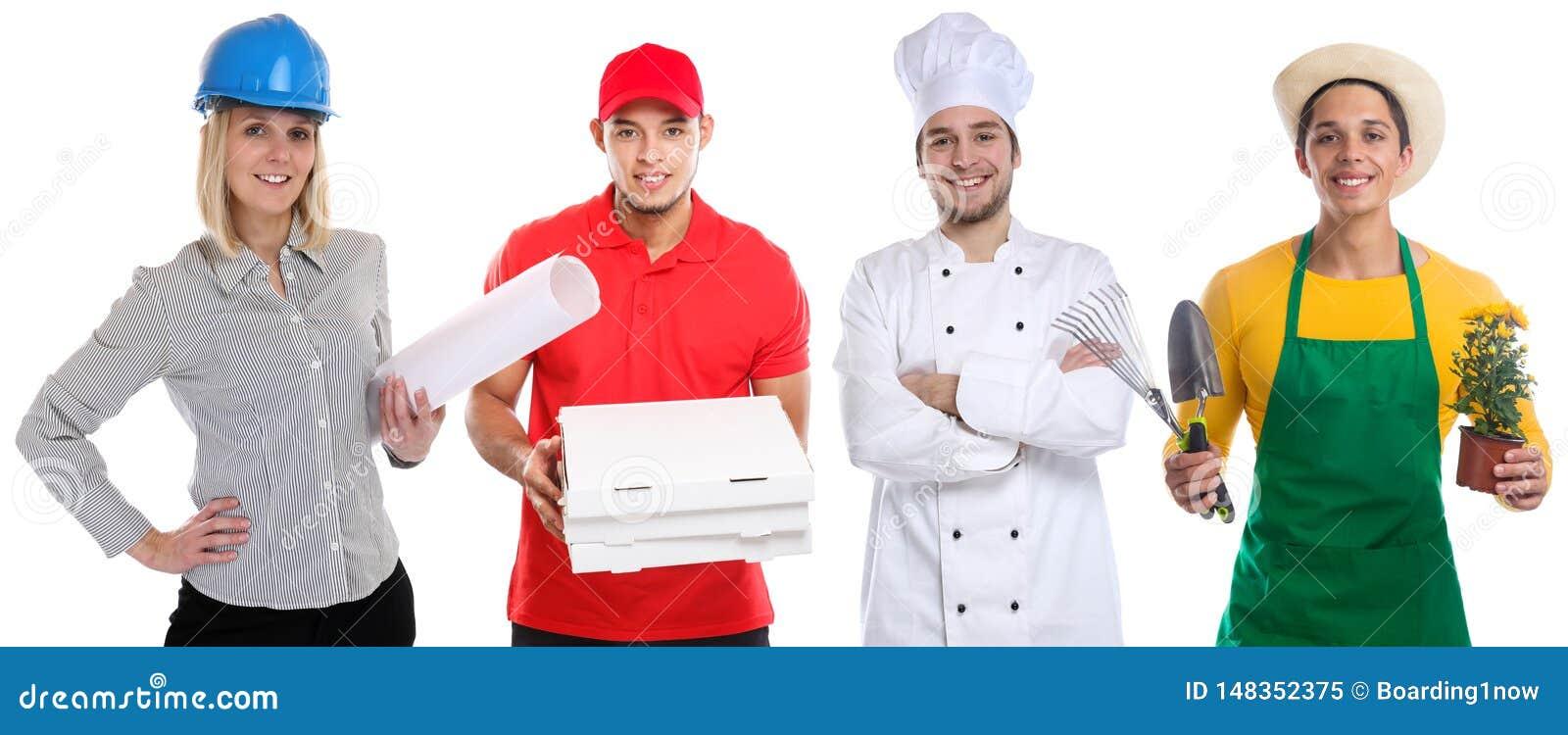 Σταδιοδρομία επαγγελμάτων νέων επαγγέλματος εκπαίδευσης επιχειρησιακή που απομονώνεται στο λευκό