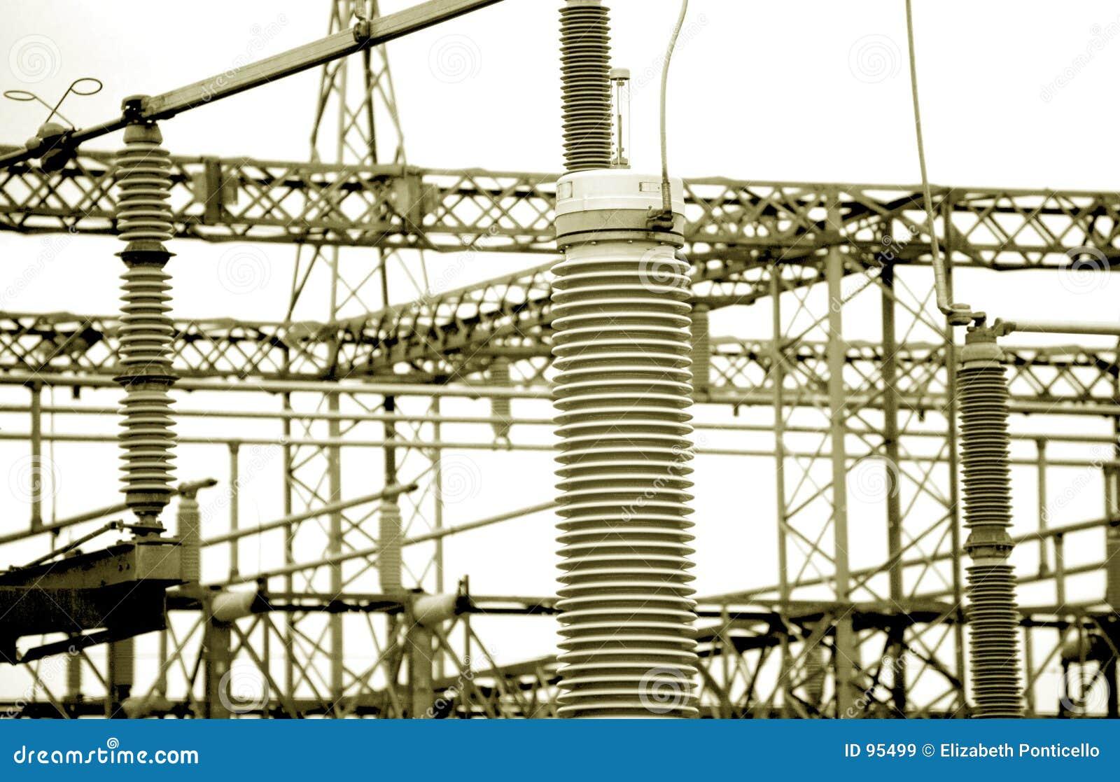 σταθμός παραγωγής ηλεκτρικού ρεύματος