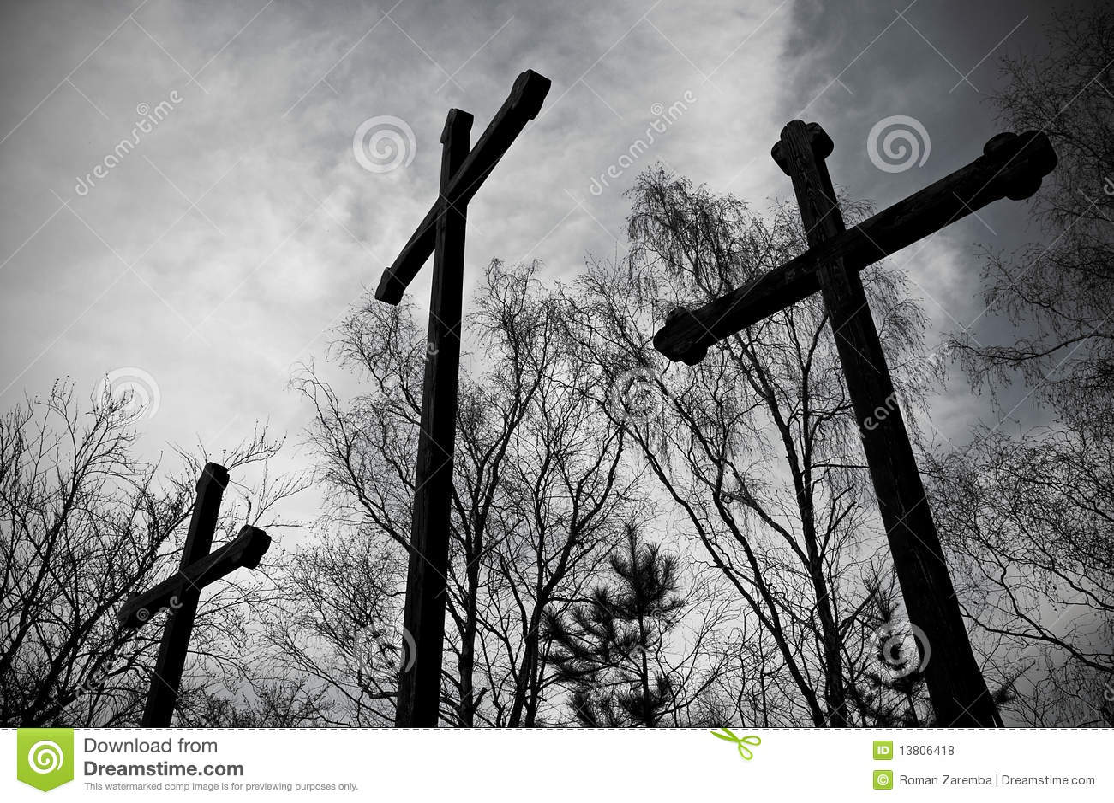 σταυροί τρία