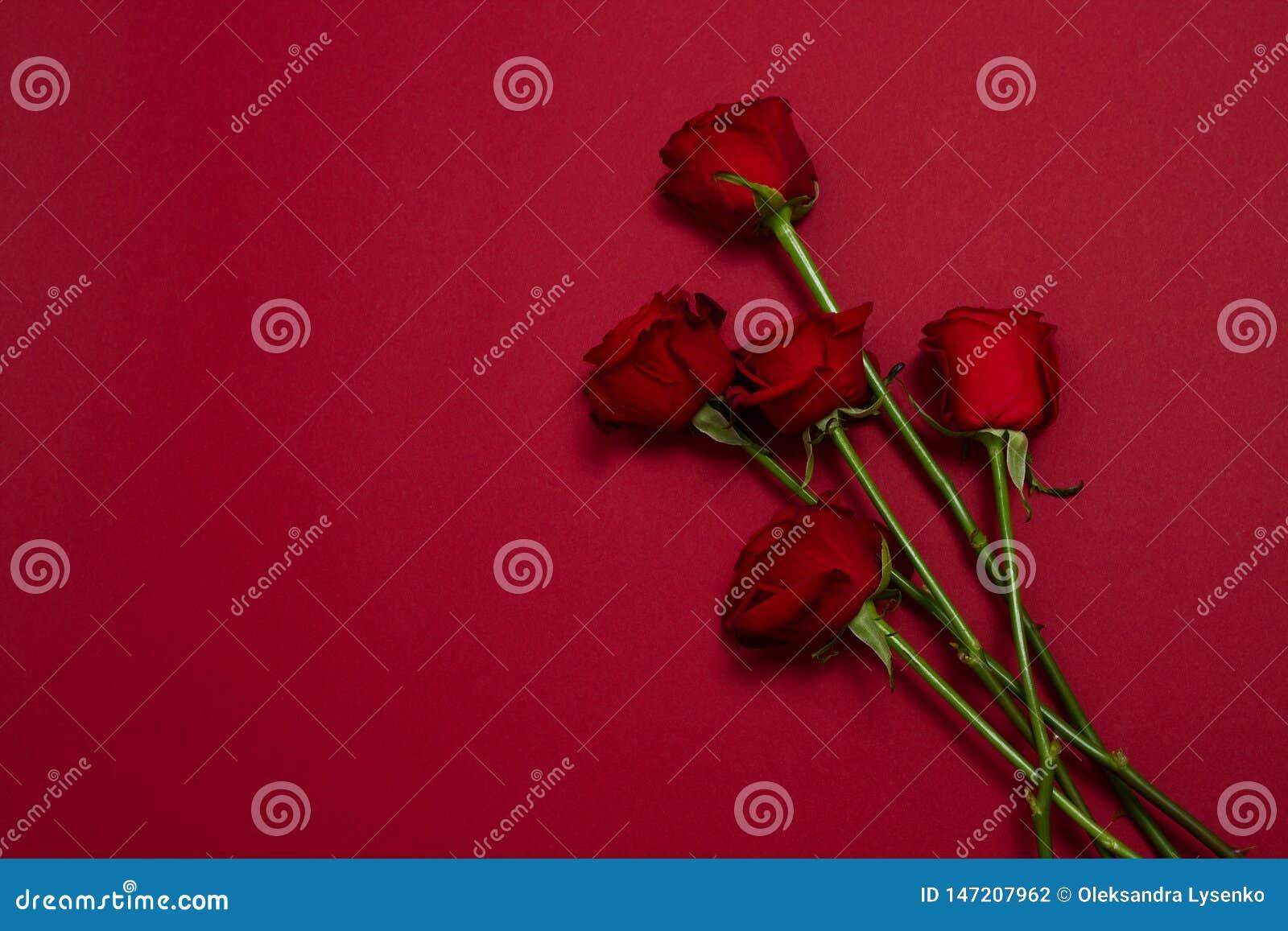 Στείλετε στα λουλούδια τη σε απευθείας σύνδεση έννοια Παράδοση λουλουδιών για την ημέρα βαλεντίνων και μητέρων Ανθοδέσμη των κόκκ