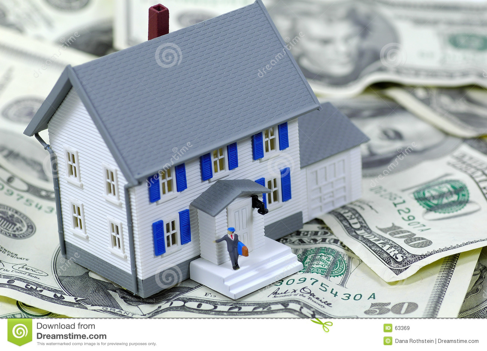 Download στεγαστικό δάνειο στοκ εικόνα. εικόνα από σπίτι, δάνειο - 63369