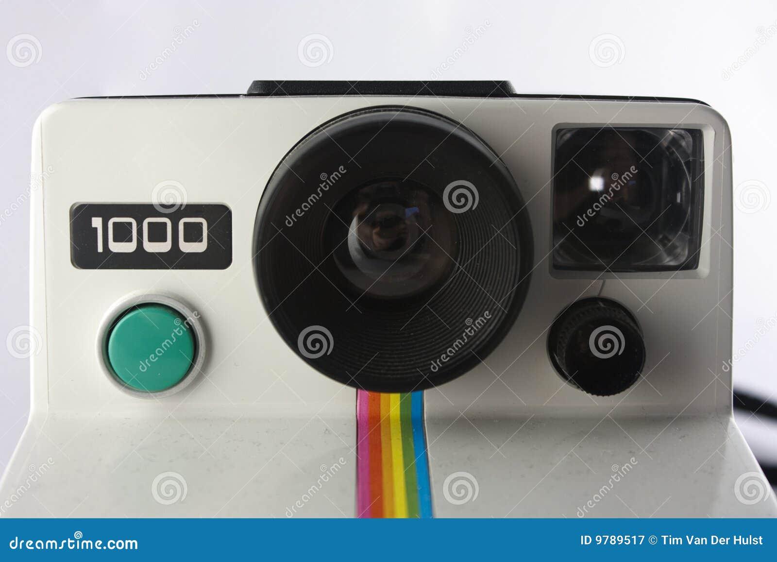 στενό polaroid φωτογραφικών μηχανών επάνω